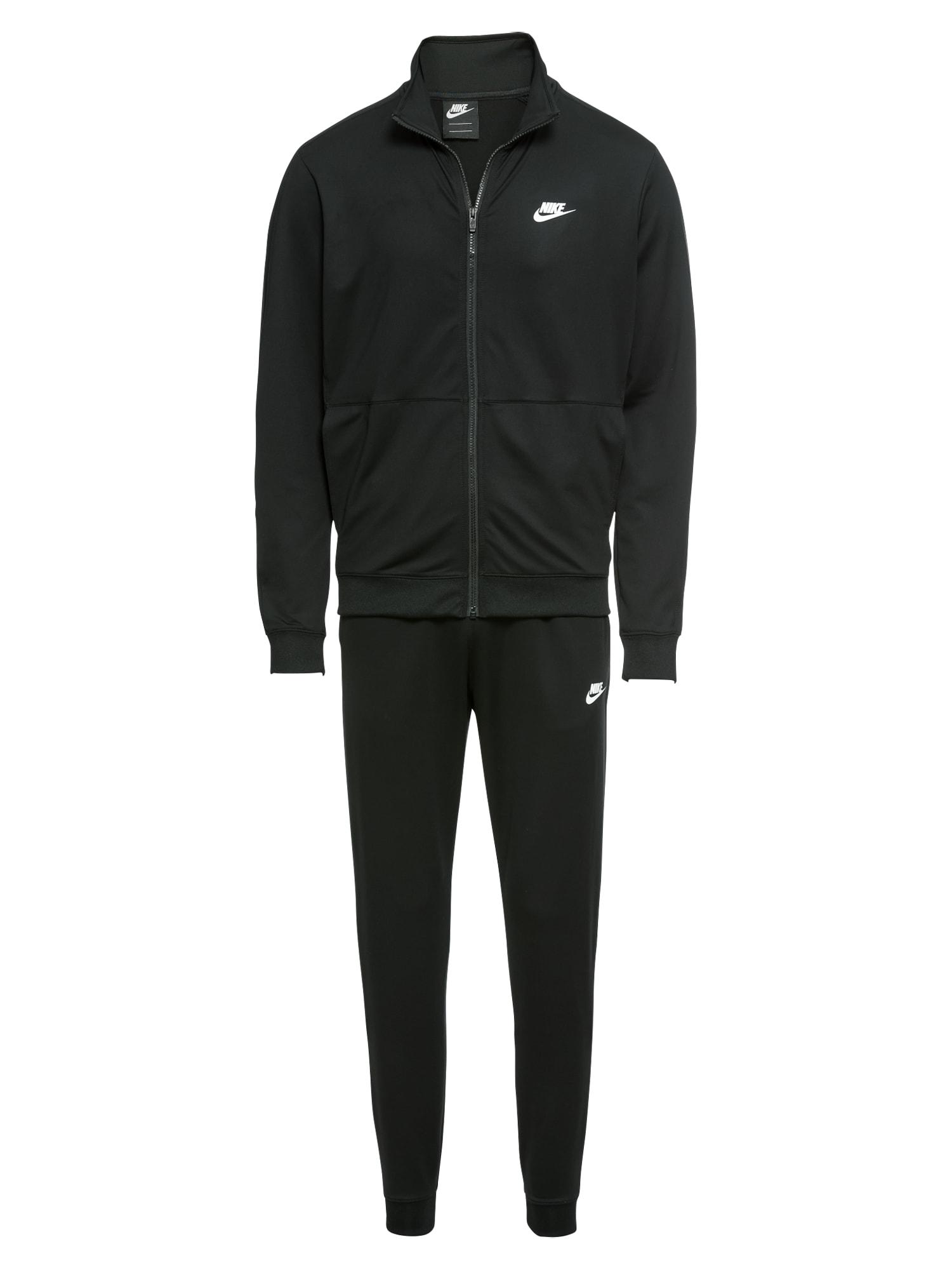 Domácí oblečení TRK SUIT PK černá Nike Sportswear