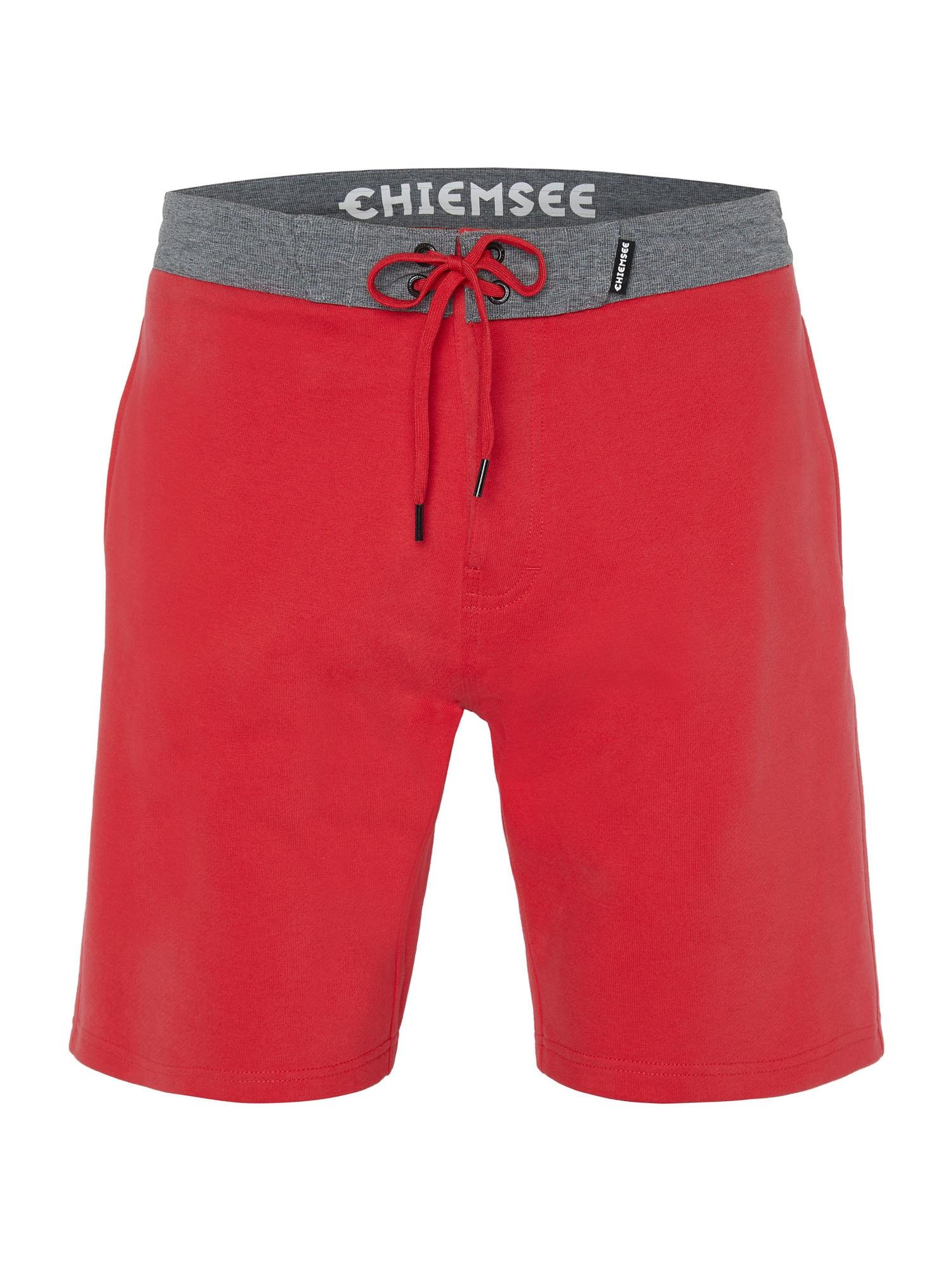 CHIEMSEE Kalhoty  červená