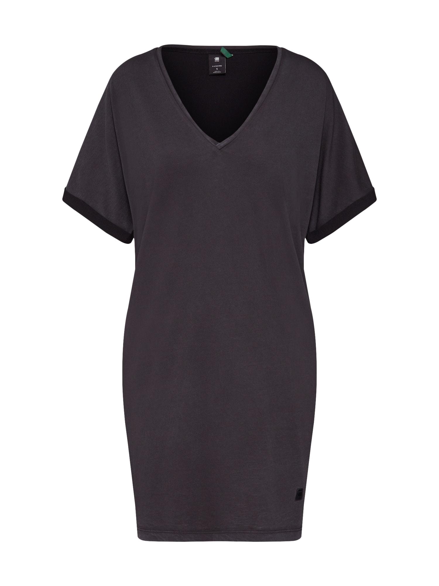 Šaty Joosa černá G-STAR RAW