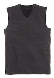 Muskel-Shirt mit V-Ausschnit