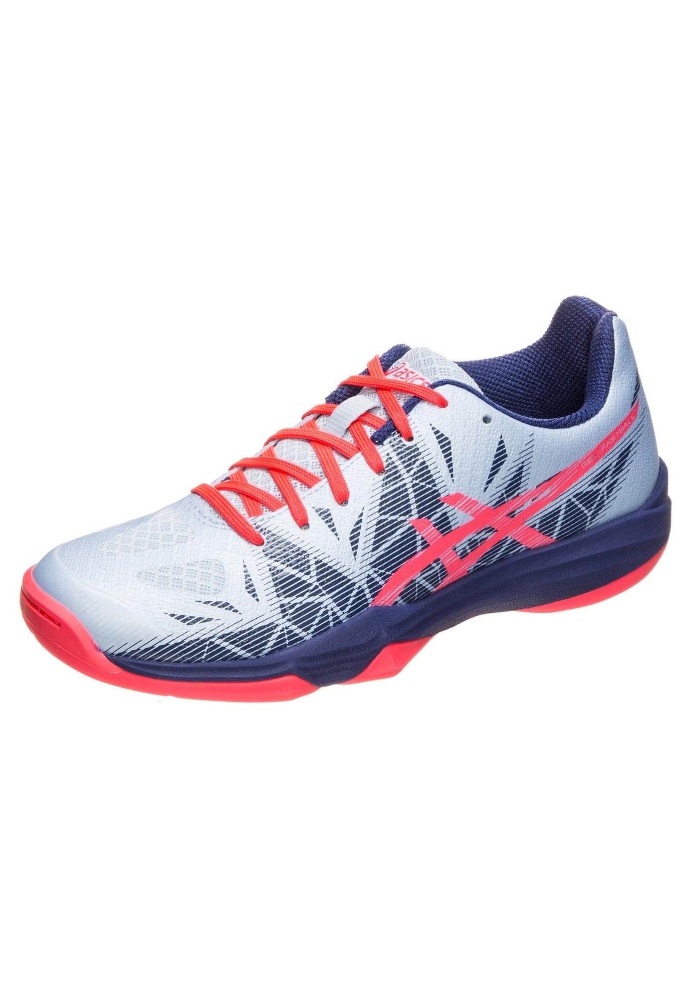 Sportovní boty GEL-Fastball 3  modrá  světlemodrá  pink  bílá ASICS