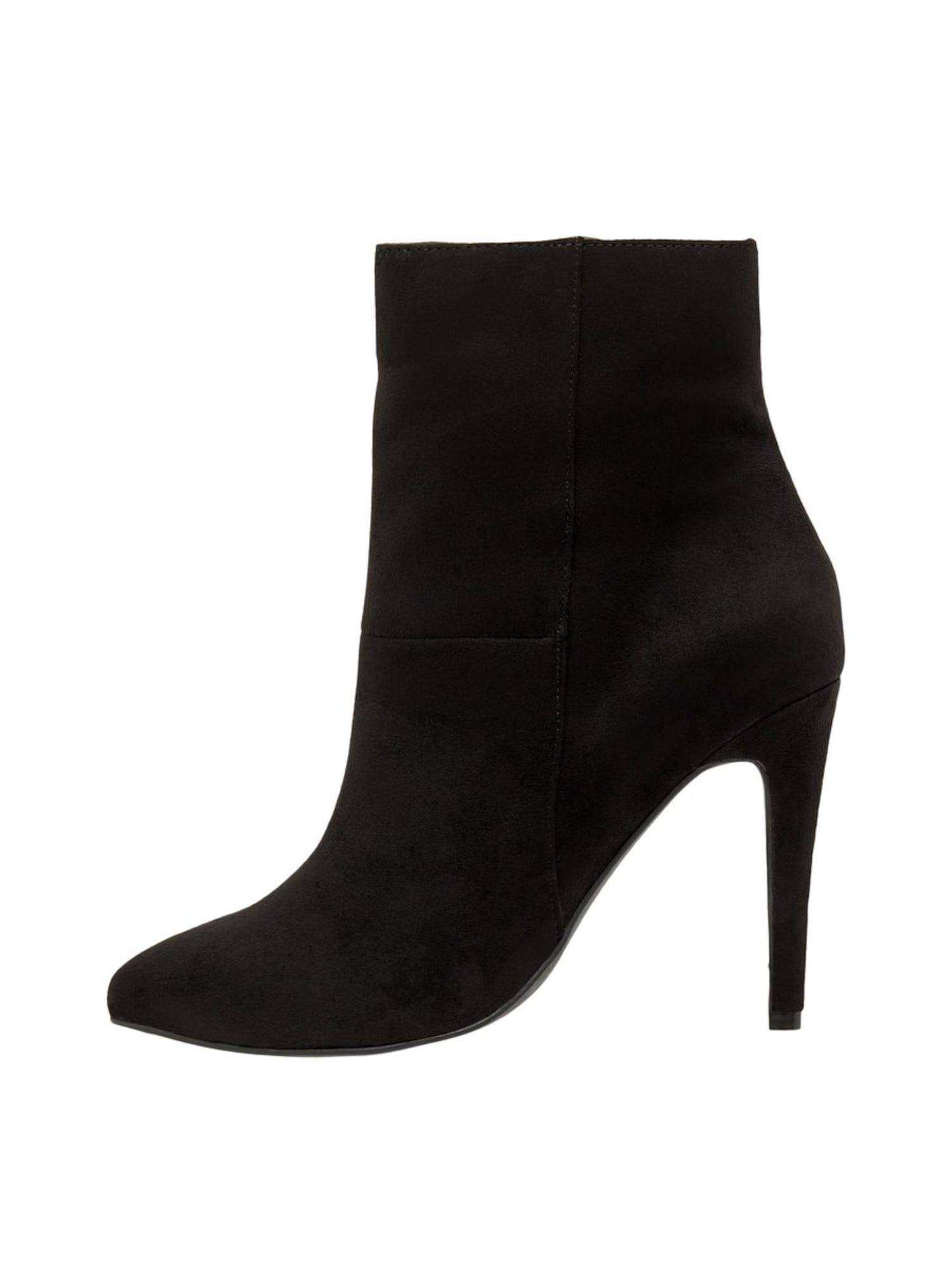 Kotníkové boty Bernia černá Bianco