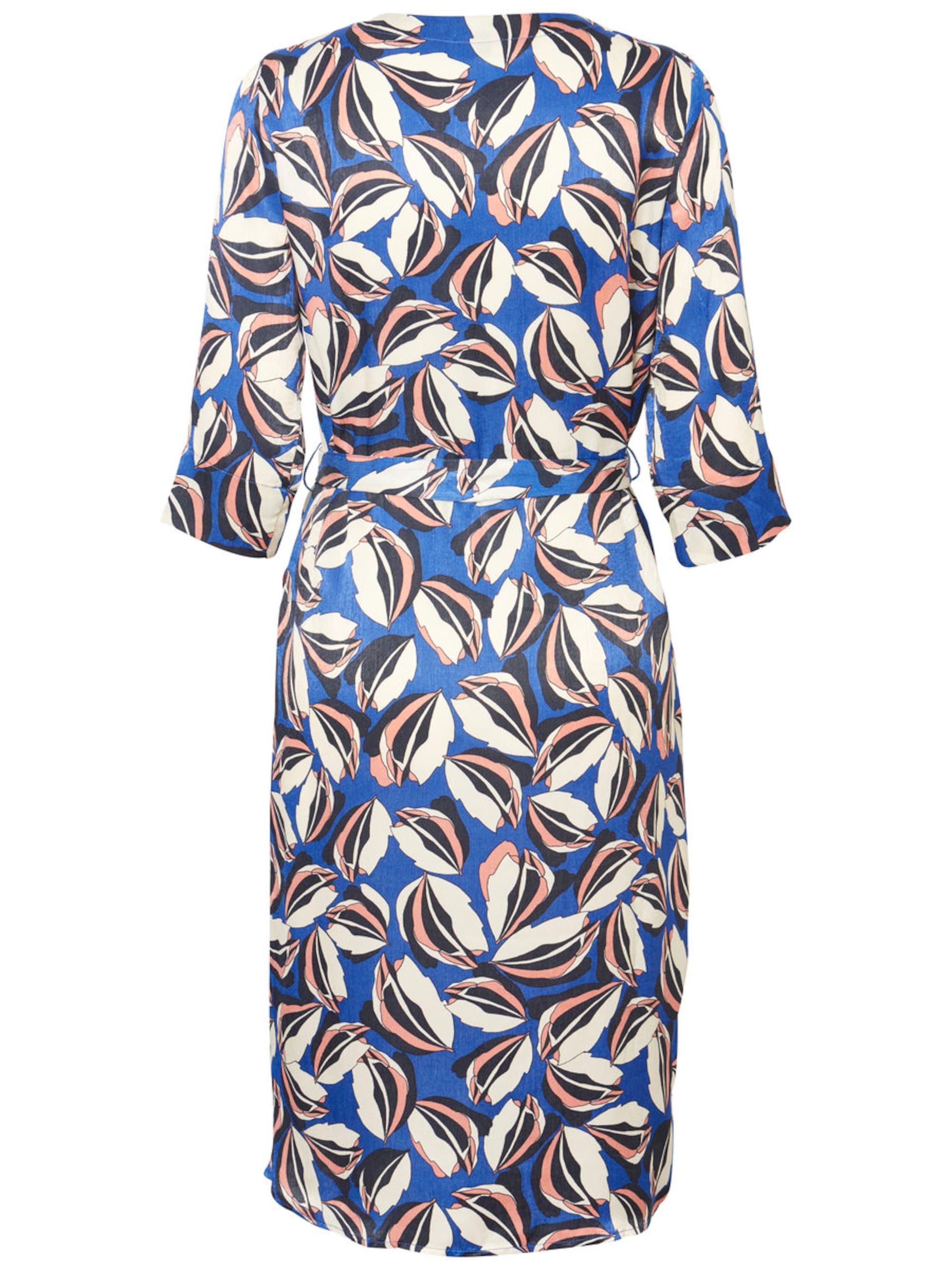 VERO MODA Sukienka  niebieski / mieszane kolory