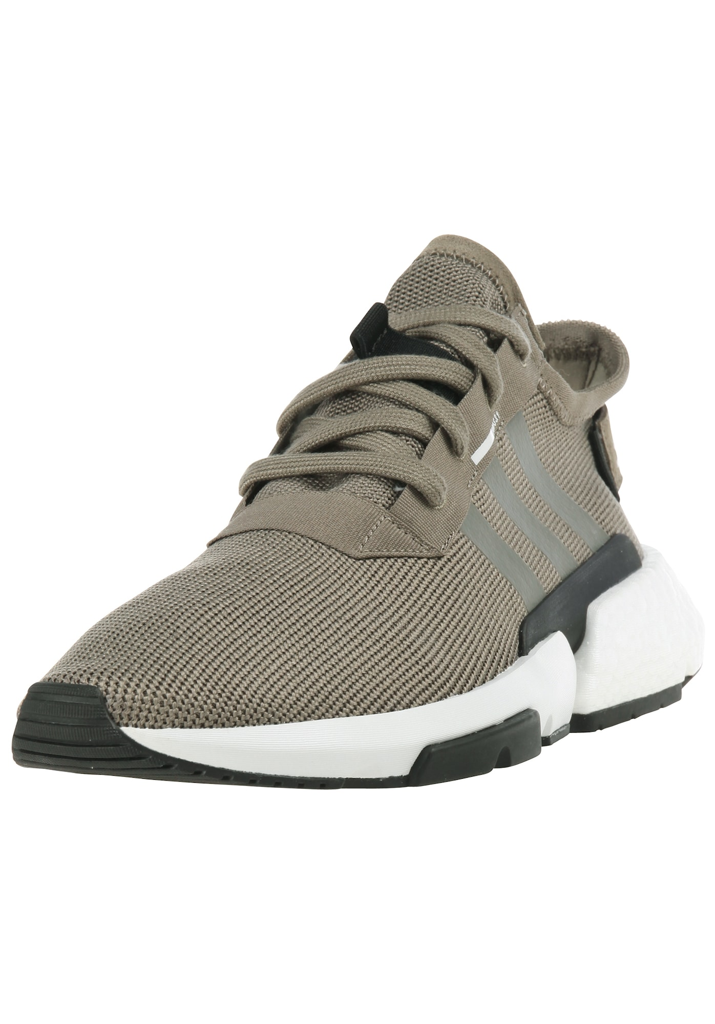 ADIDAS ORIGINALS, Heren Sneakers laag 'POD-S3.1', kaki