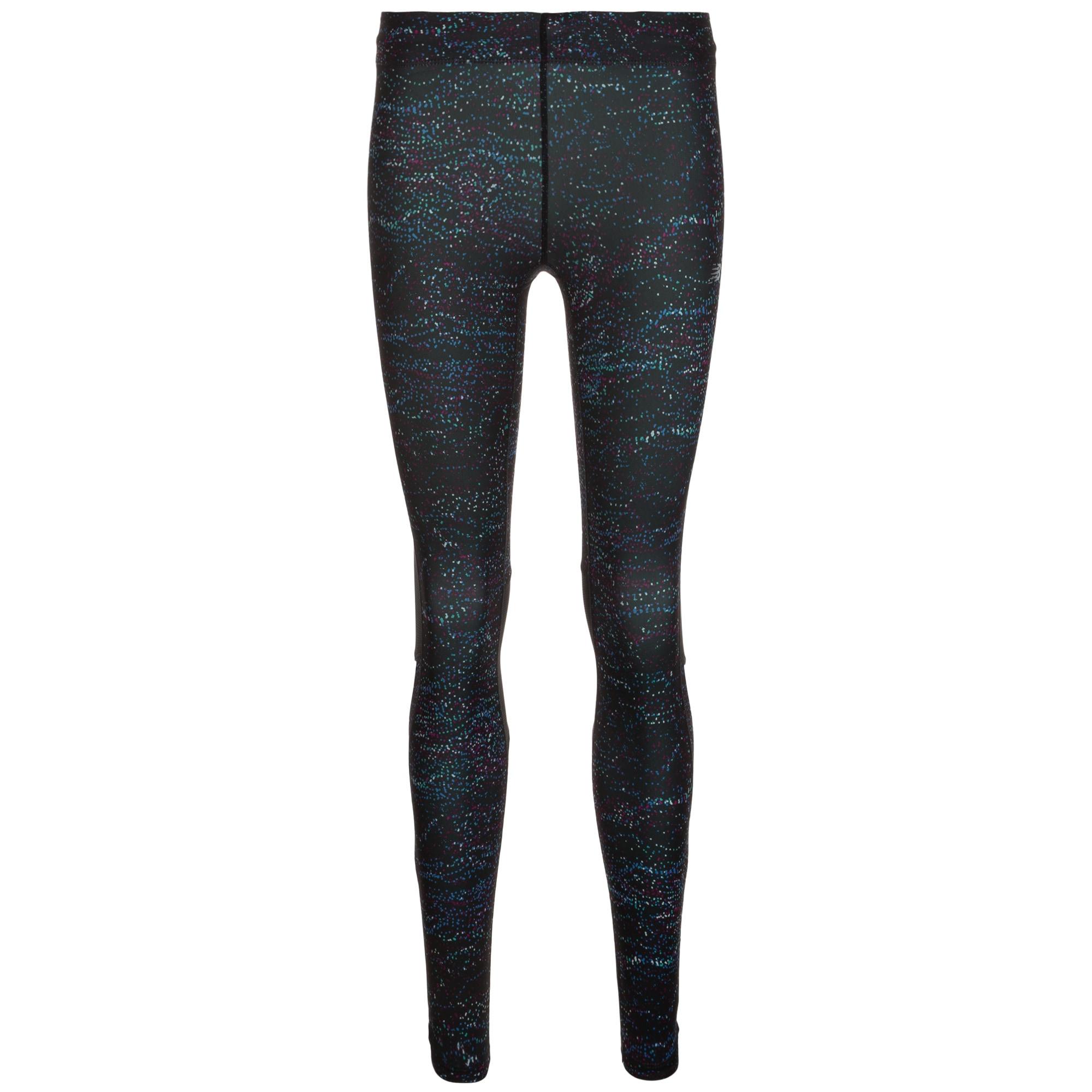Sportovní kalhoty Impact Printed  mix barev  černá New Balance