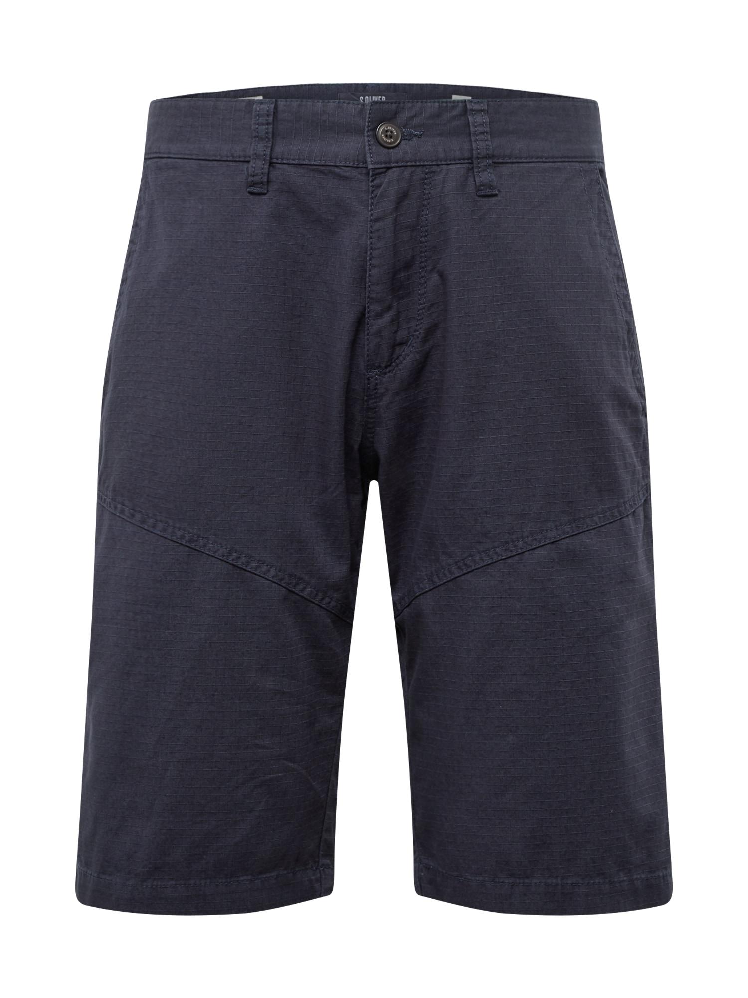 Kalhoty noční modrá S.Oliver RED LABEL