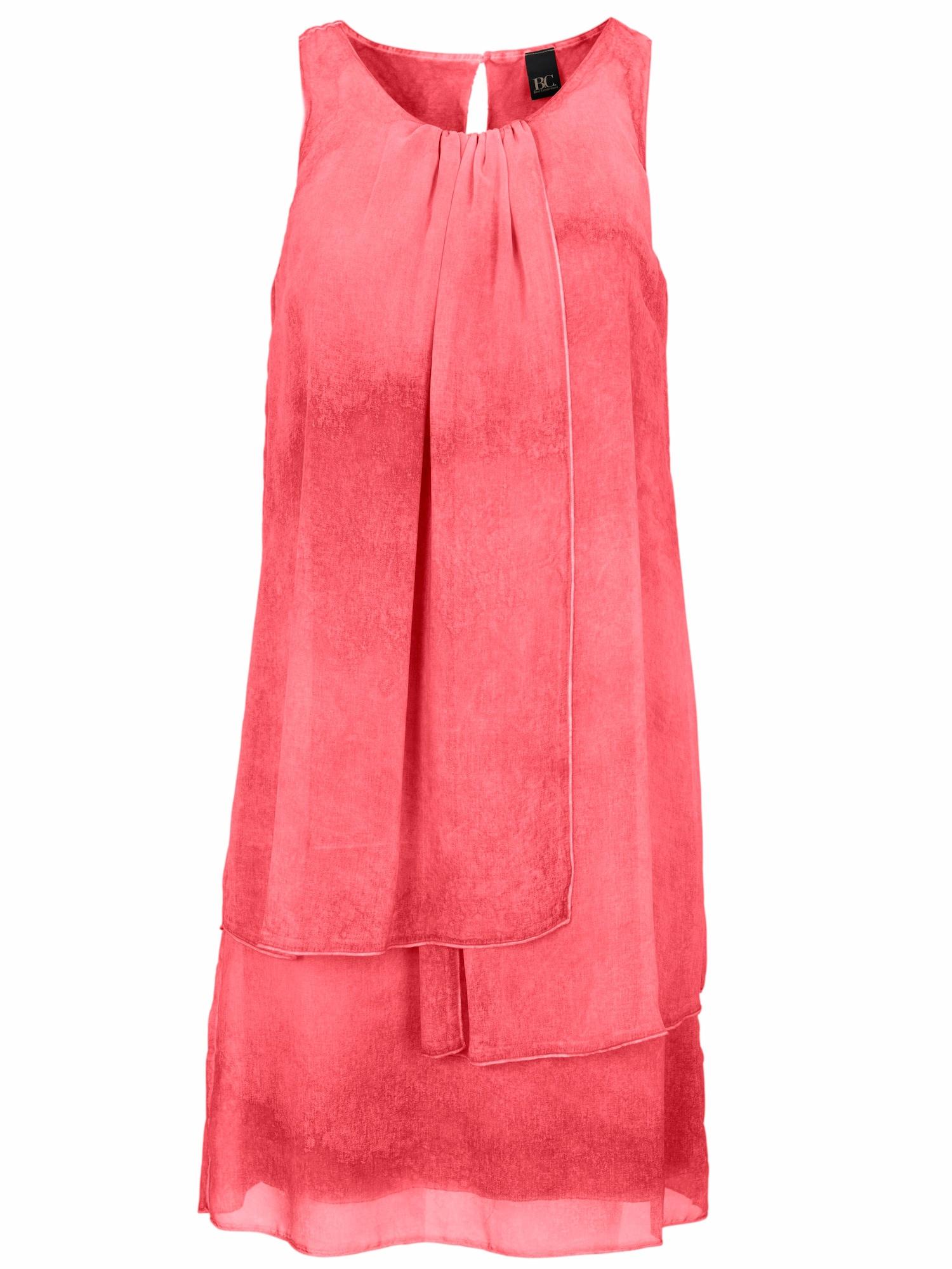 Šaty korálová Heine