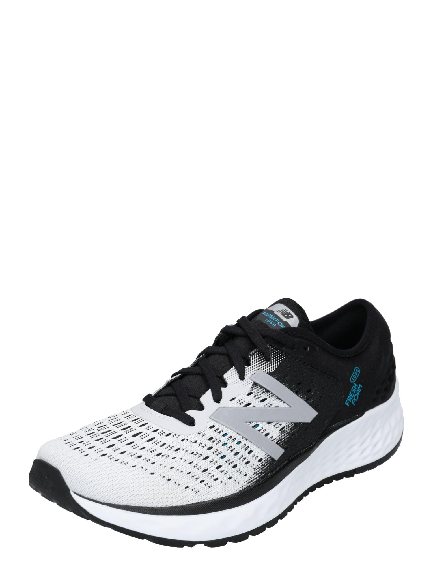 Sportovní boty M1080WB9 černá bílá New Balance