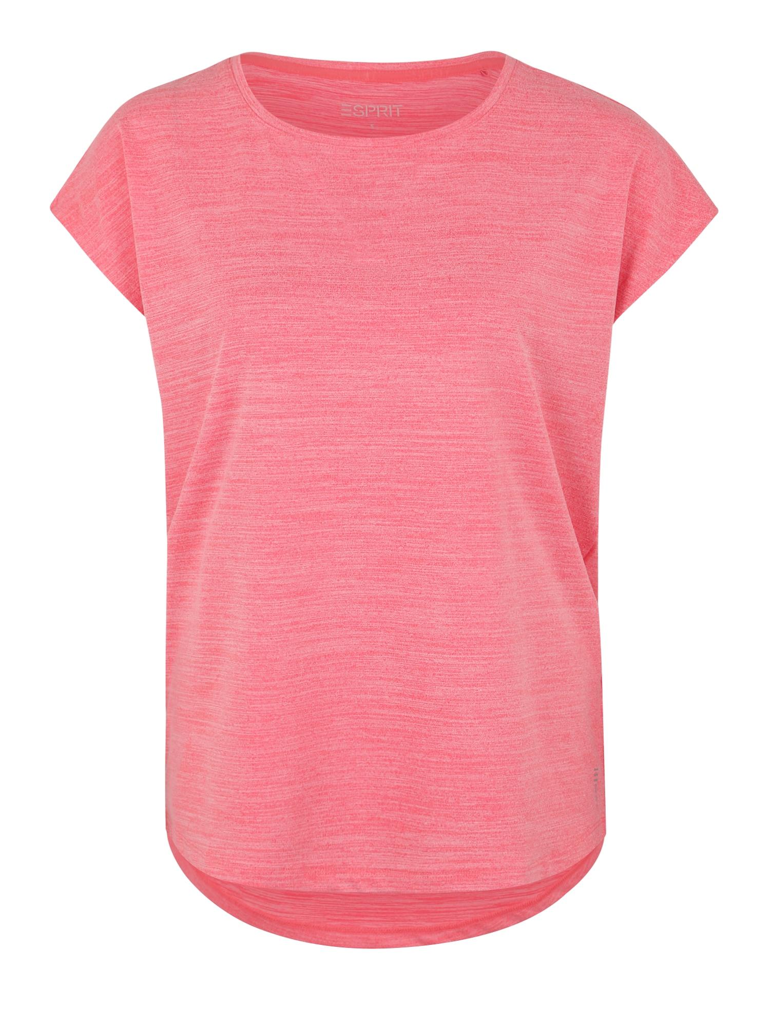 Funkční tričko pink ESPRIT SPORTS