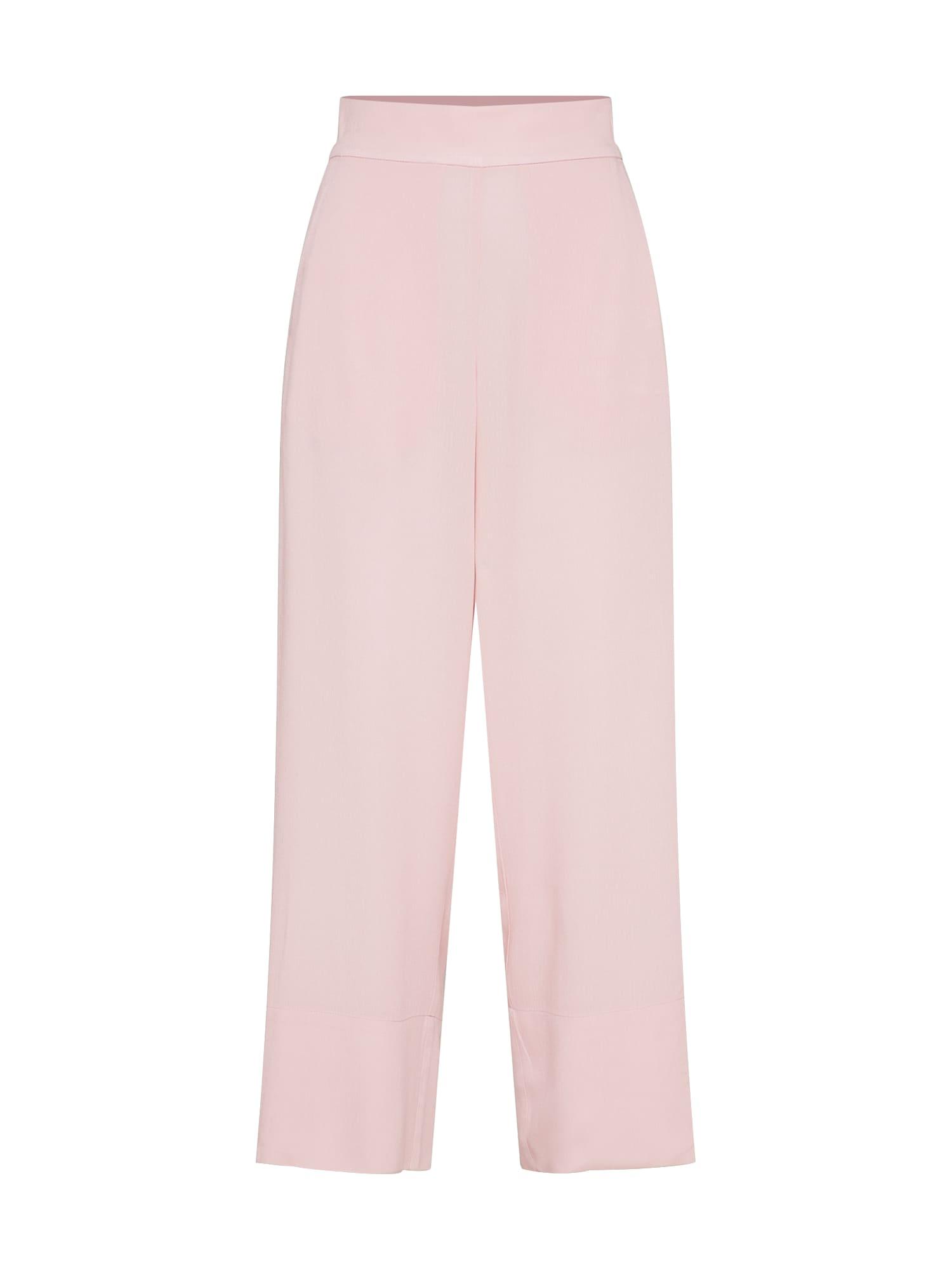 Kalhoty Jania růžová EDITED