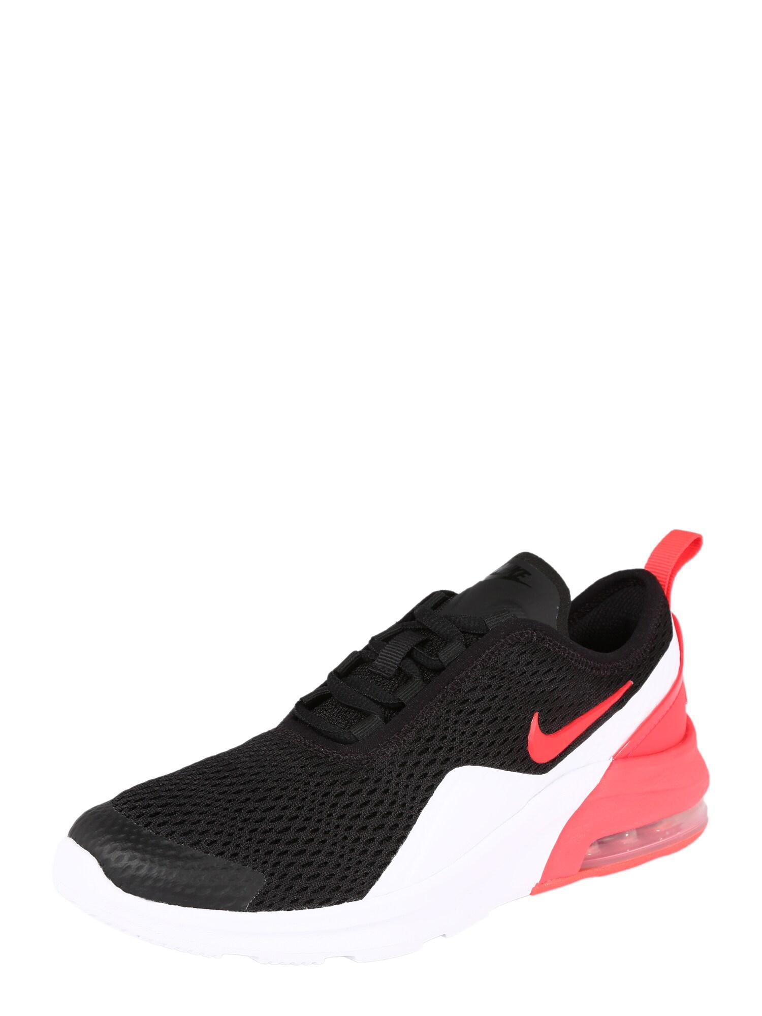 Tenisky Air Max Motion 2 červená černá bílá Nike Sportswear