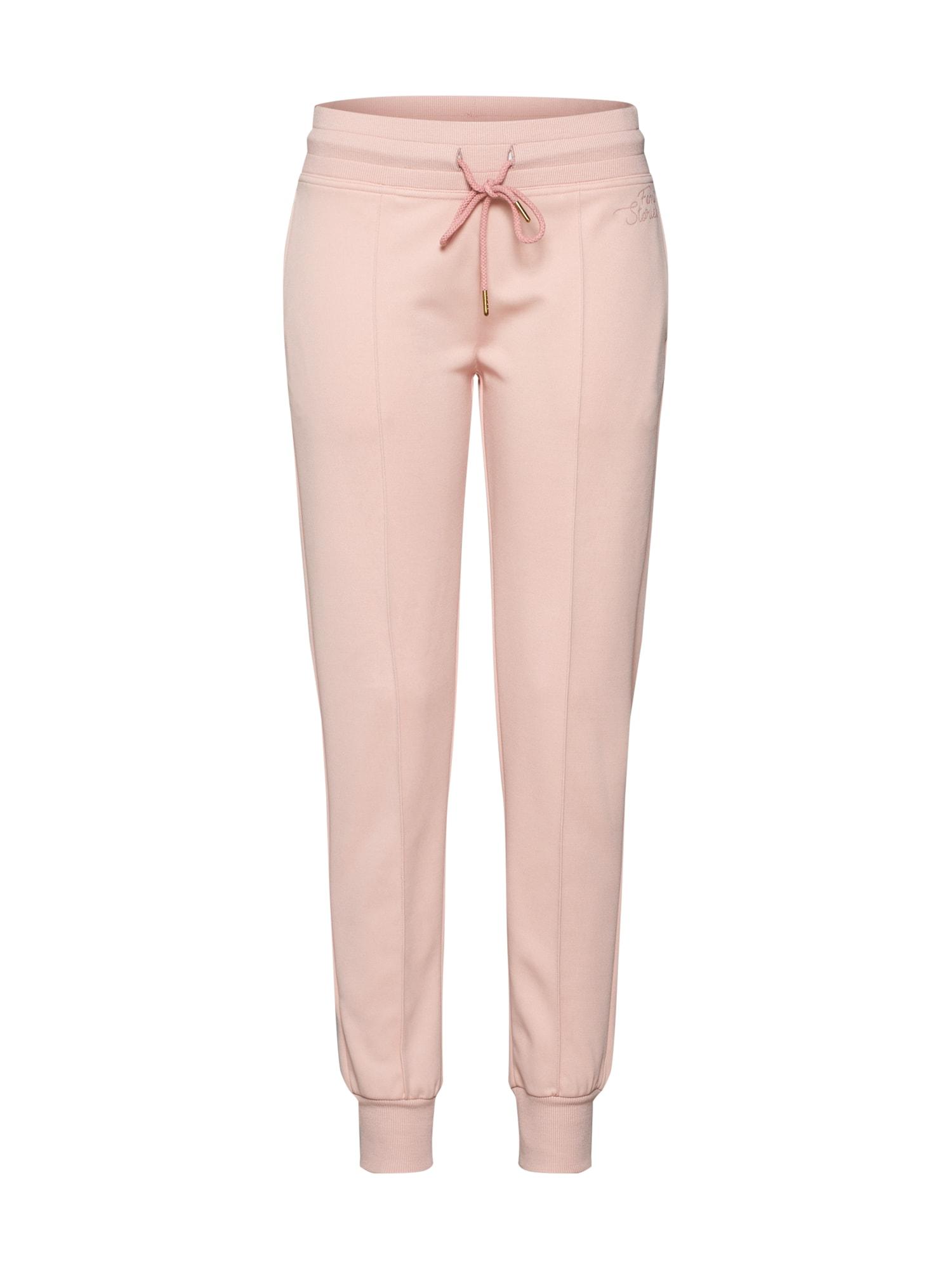 Kalhoty FANCY růžová Femi Stories