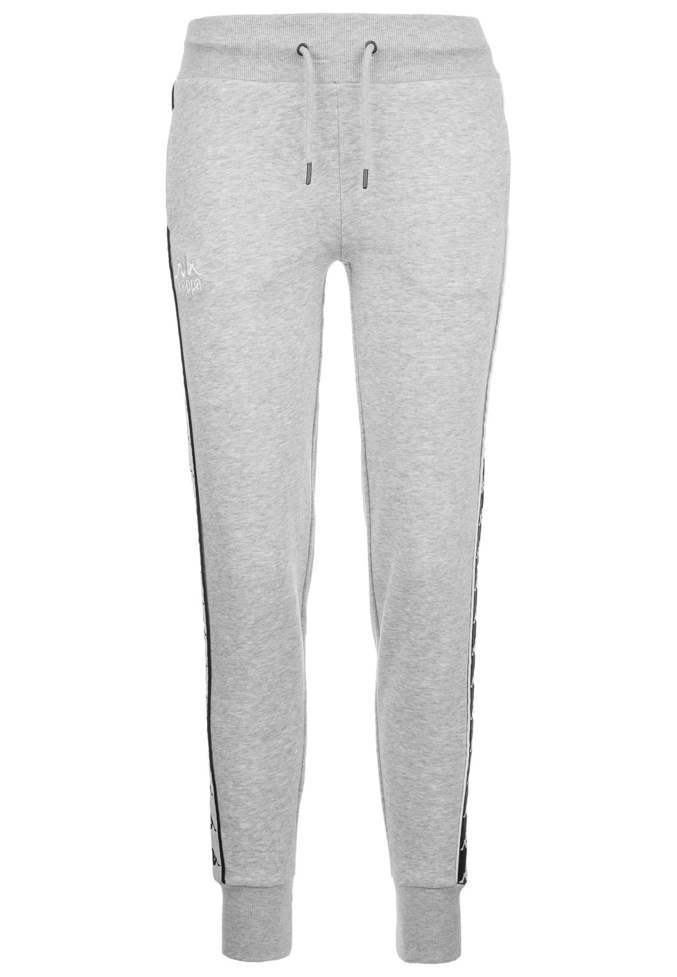 Sportovní kalhoty Esther  šedá KAPPA