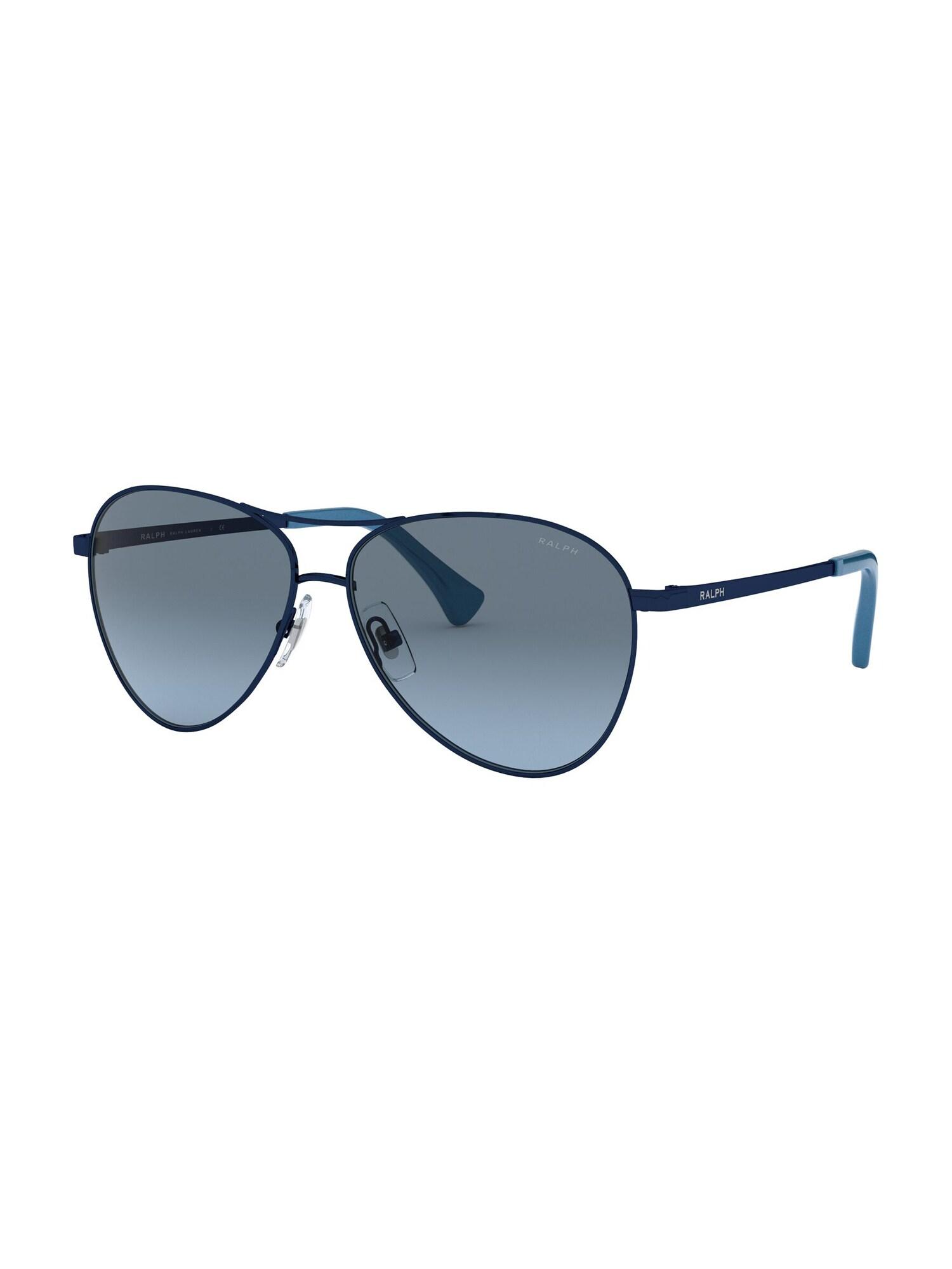 RALPH LAUREN Sluneční brýle  modrá