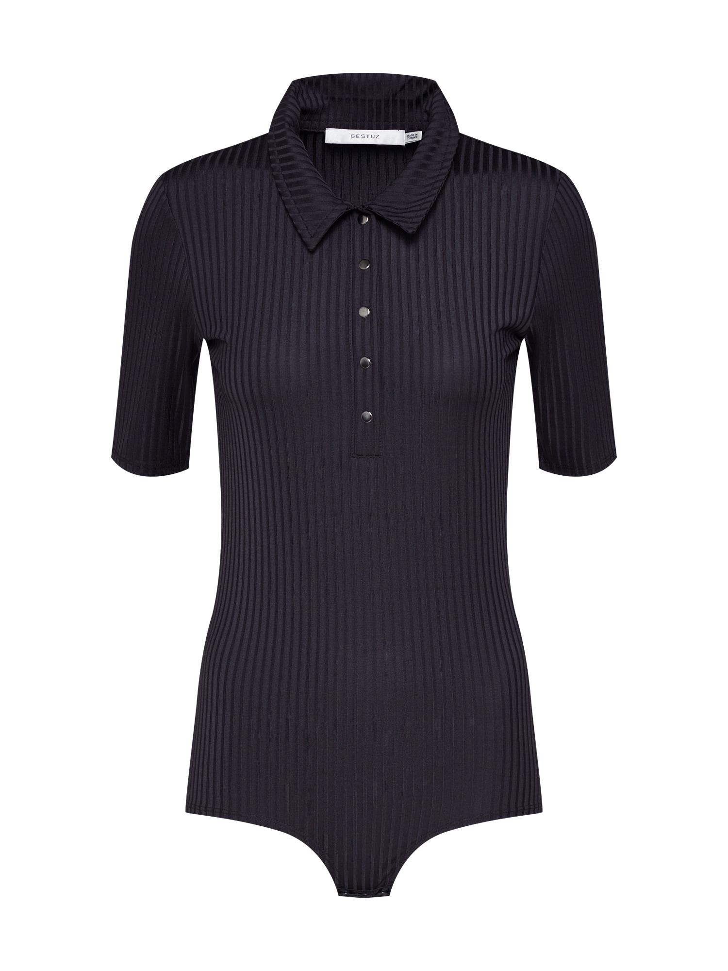 Tričko černá Gestuz