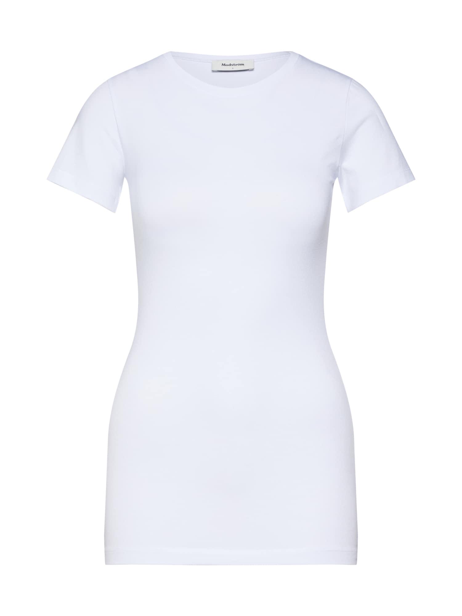 Tričko bílá Modström