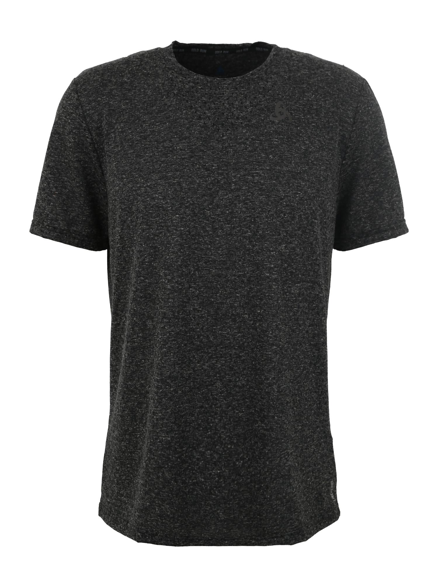 Funkční tričko černá ODLO