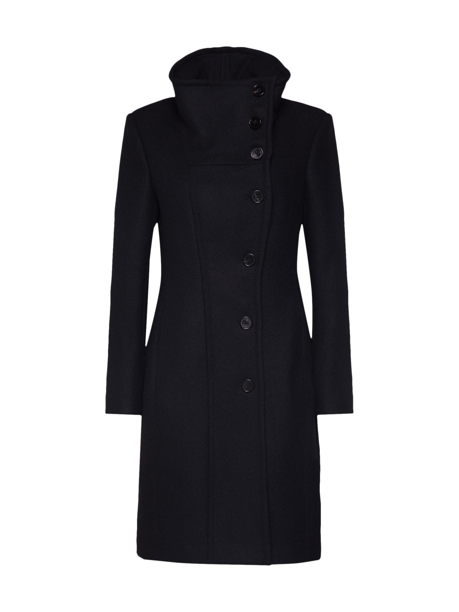 Přechodný kabát REDDITCH_2 černá DRYKORN