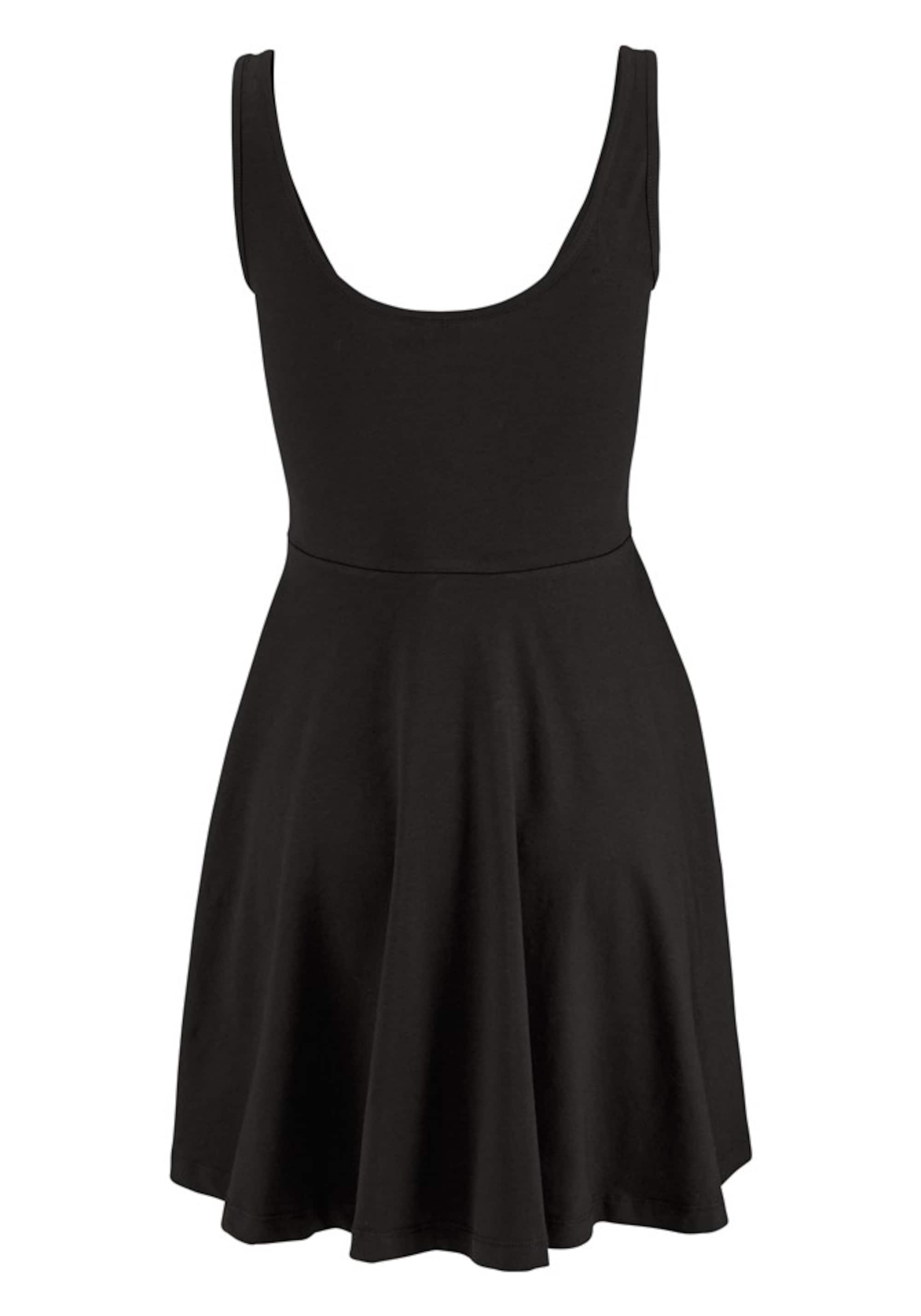 BEACH TIME Sukienka plażowa  czarny