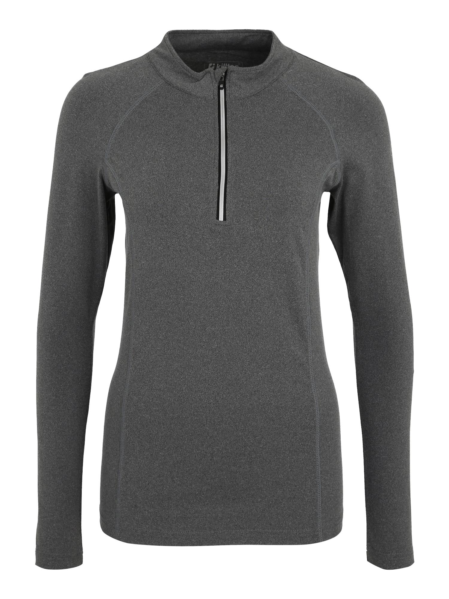 Funkční tričko Neitha  antracitová KILLTEC