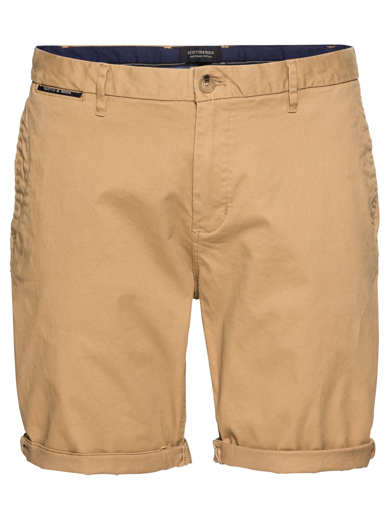 Kalhoty béžová SCOTCH & SODA
