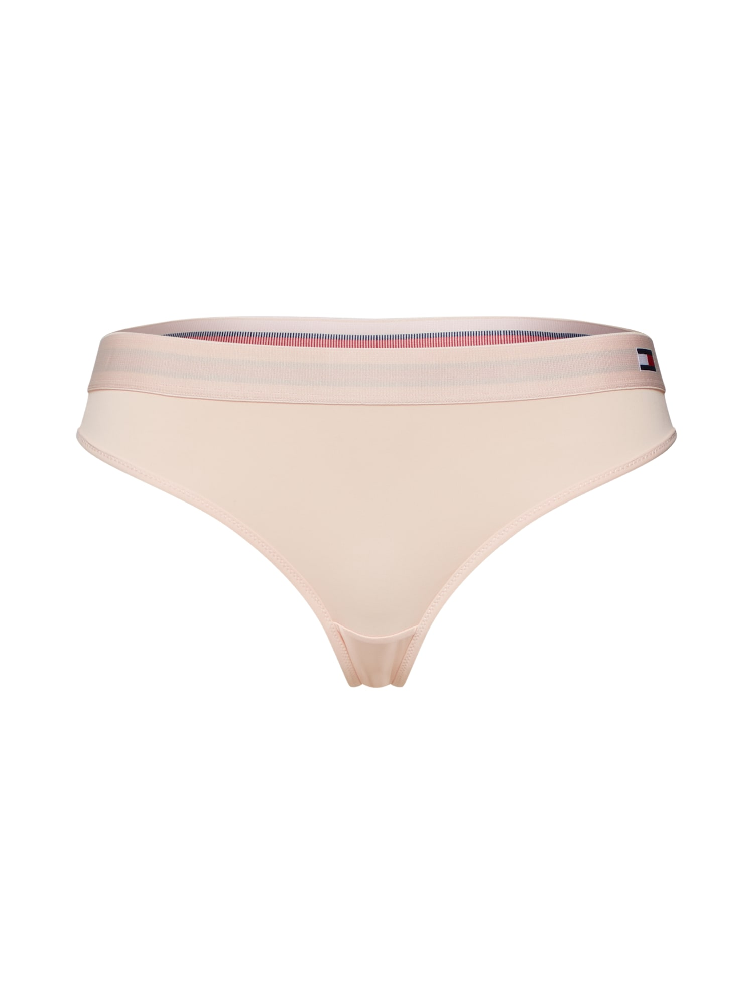 Tanga THONG pudrová Tommy Hilfiger Underwear