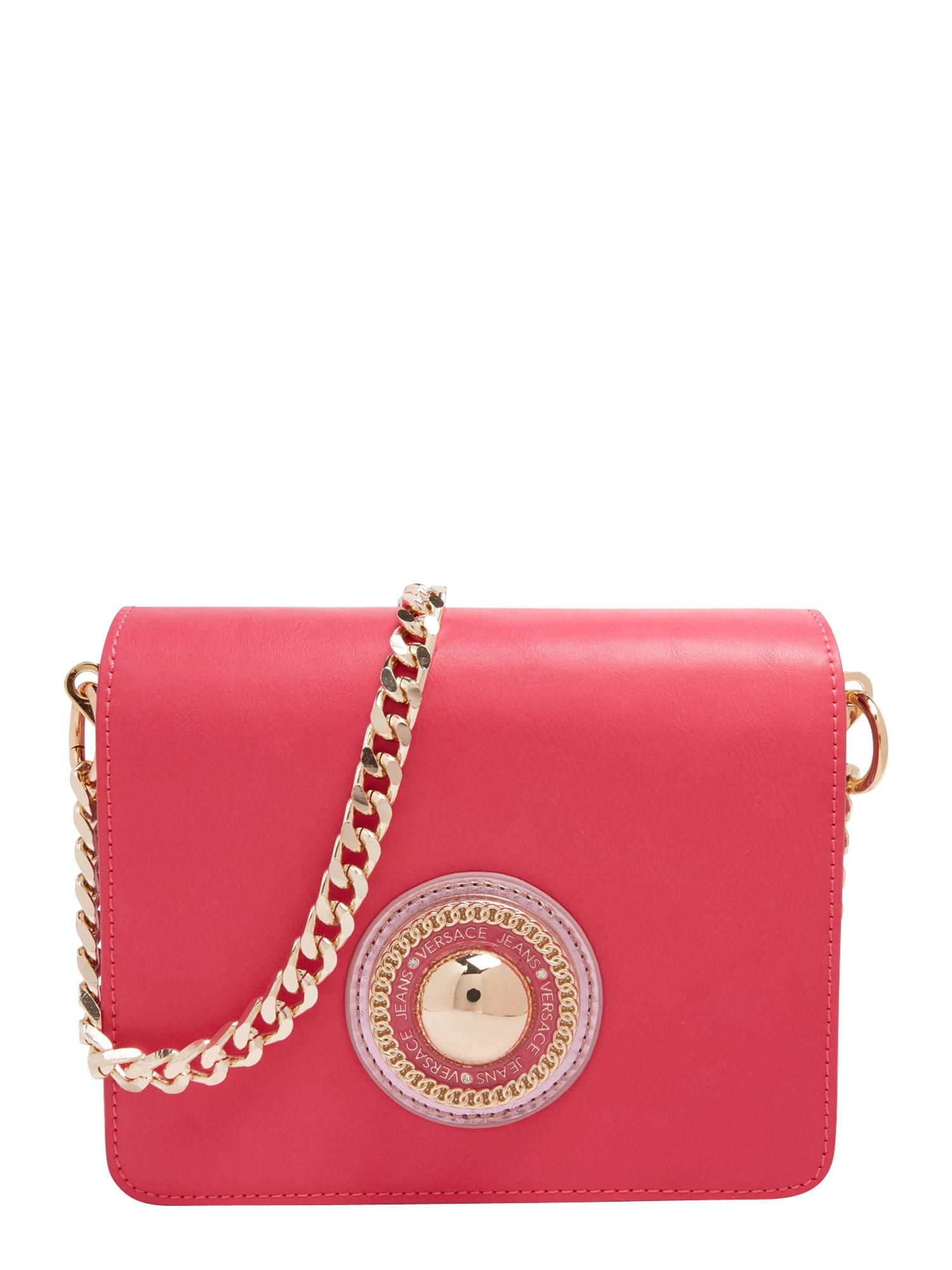 Taška přes rameno červená Versace Jeans