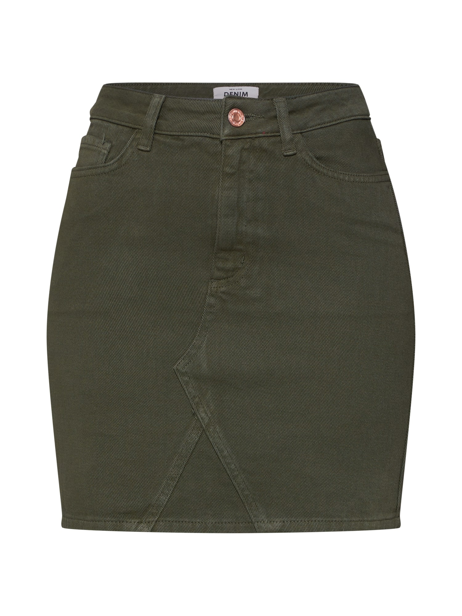 Sukně 20.07 WW EVA SKIRT khaki NEW LOOK