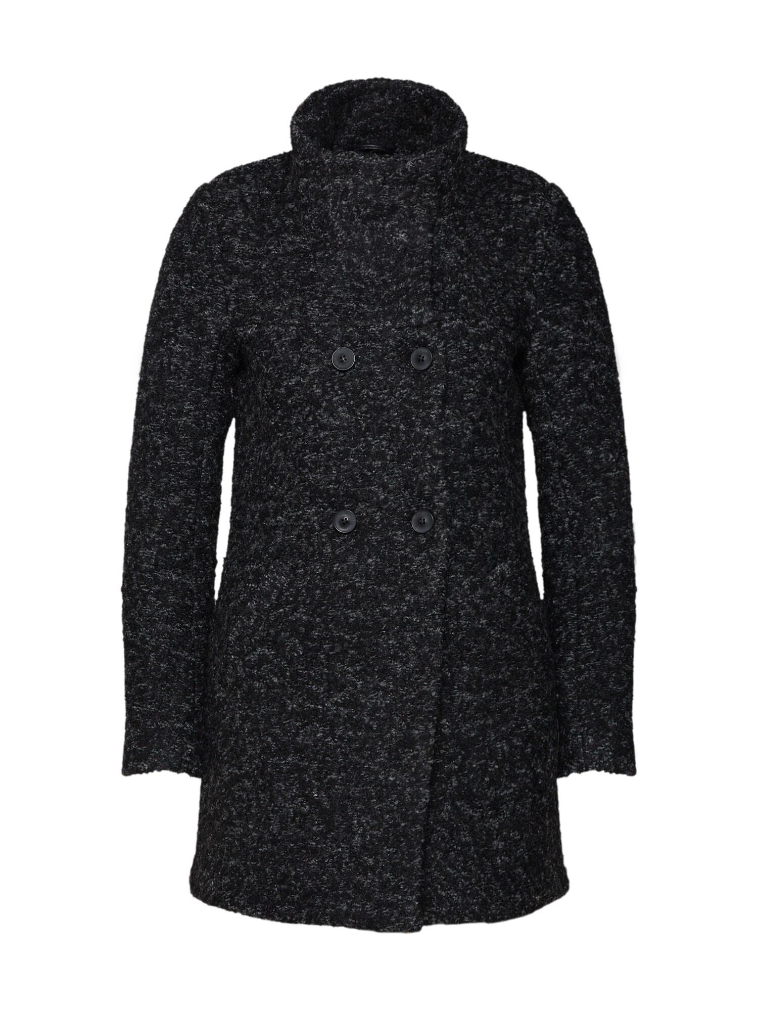 Přechodný kabát onlSOPHIA černá ONLY