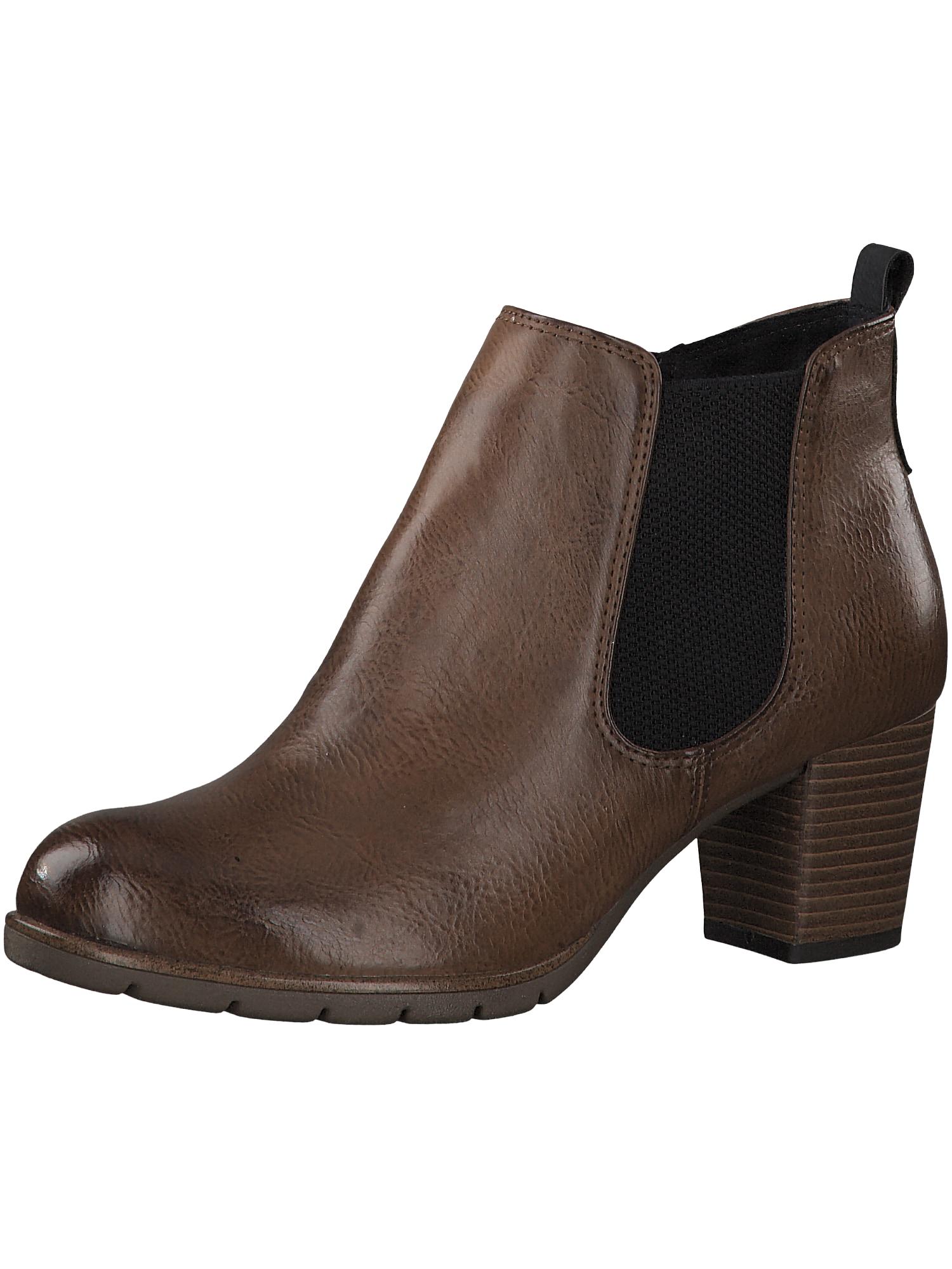 Kotníkové boty hnědá MARCO TOZZI