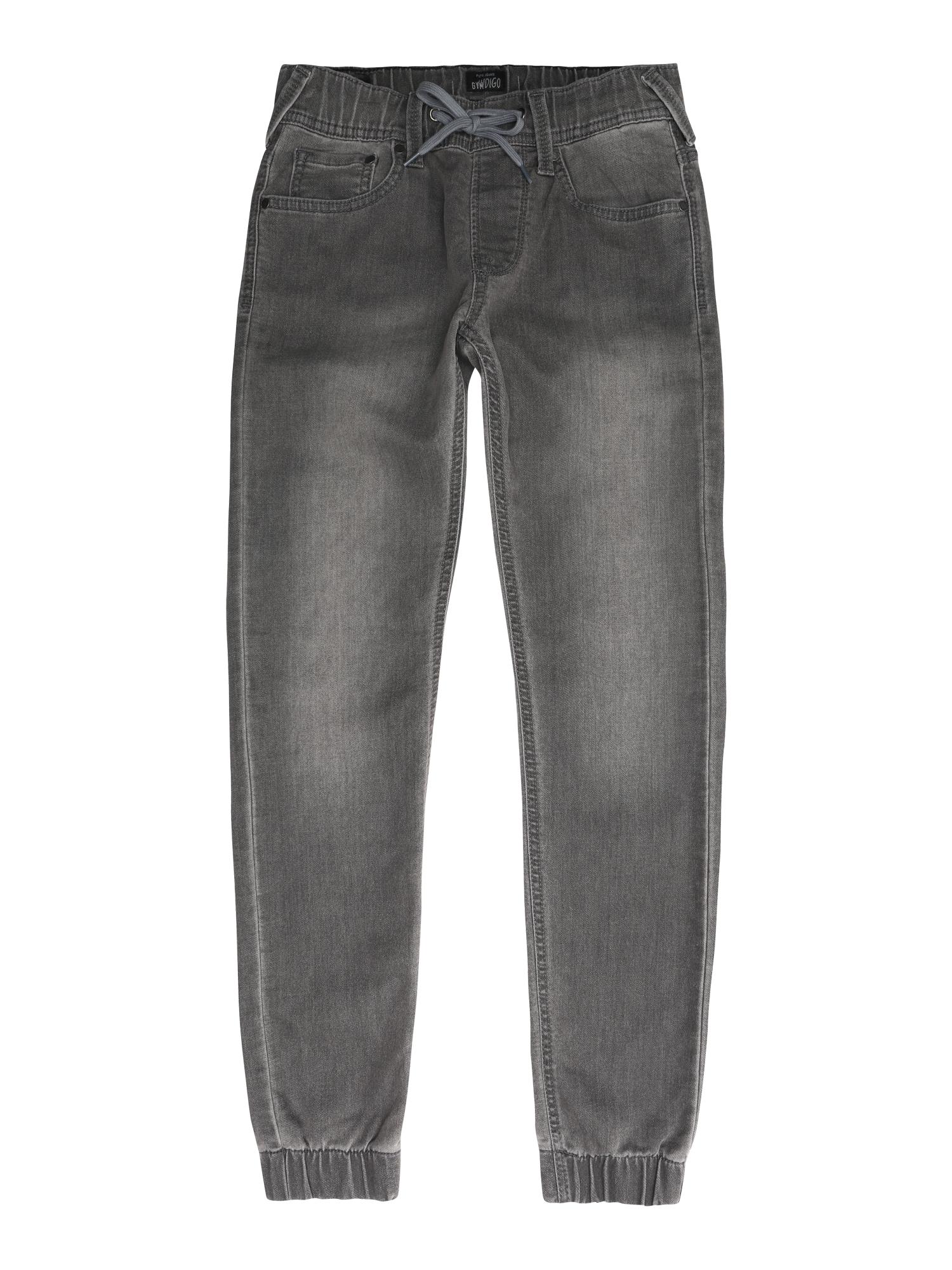 Džíny SPRINTER šedá džínová Pepe Jeans