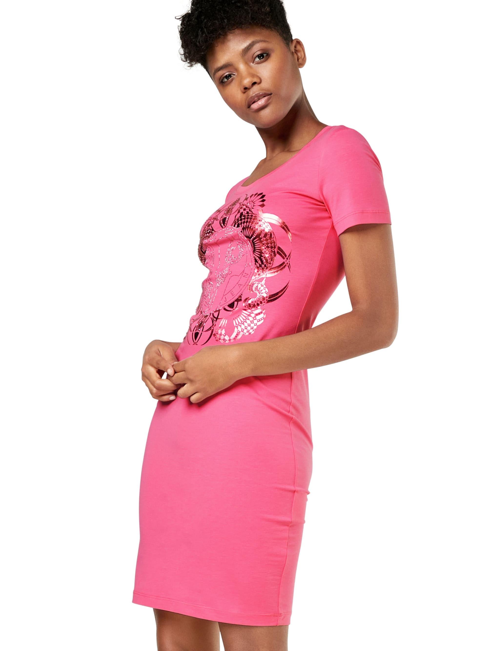Versace Jeans Sukienka 'LADY'  różowy