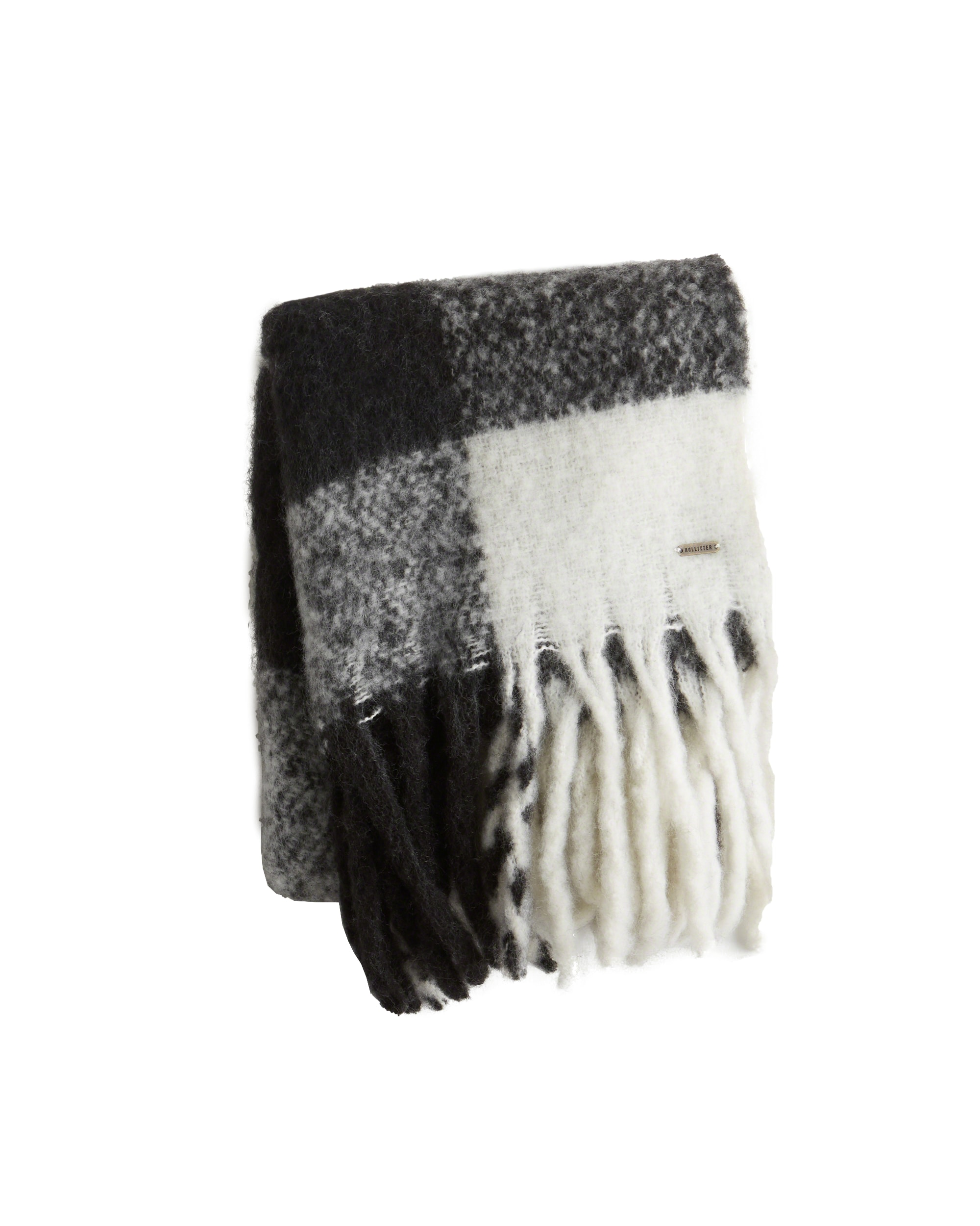 Sjaal 'XM18-THICK WOVEN SCARF'