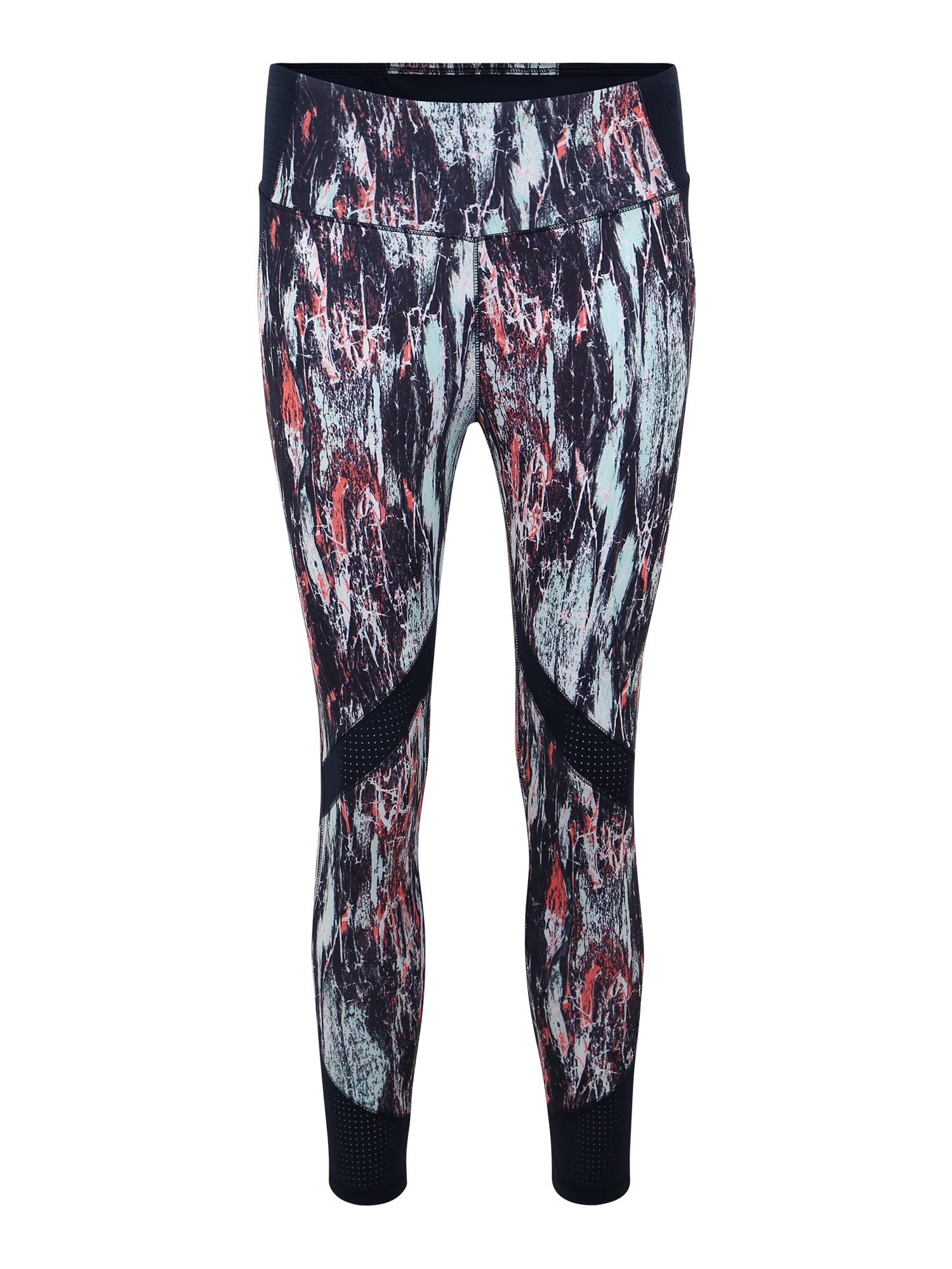 Sportovní kalhoty modrá mix barev růžová černá ESPRIT SPORTS