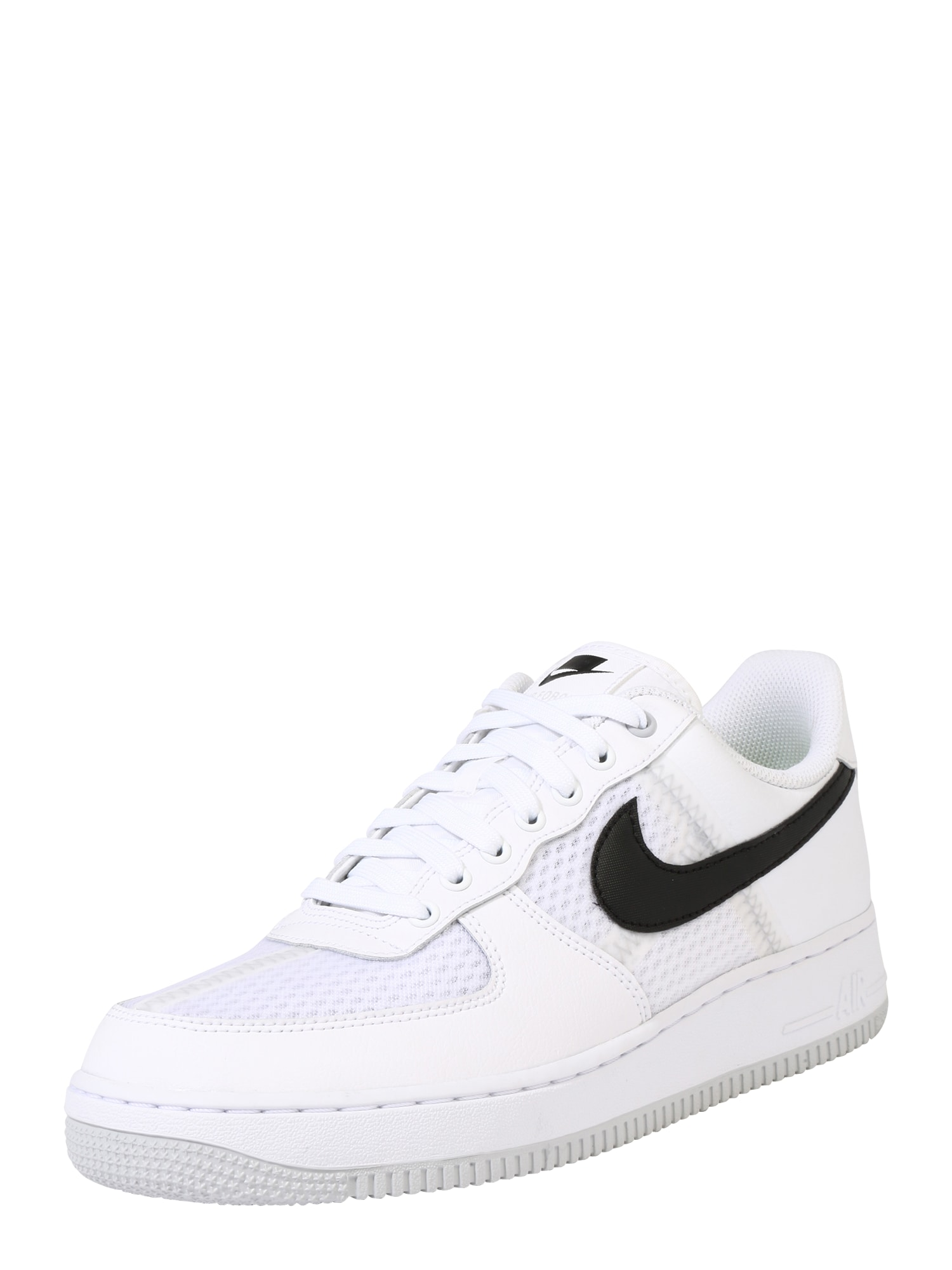 Nike Sportswear Nízke tenisky 'AIR FORCE 1'  biela
