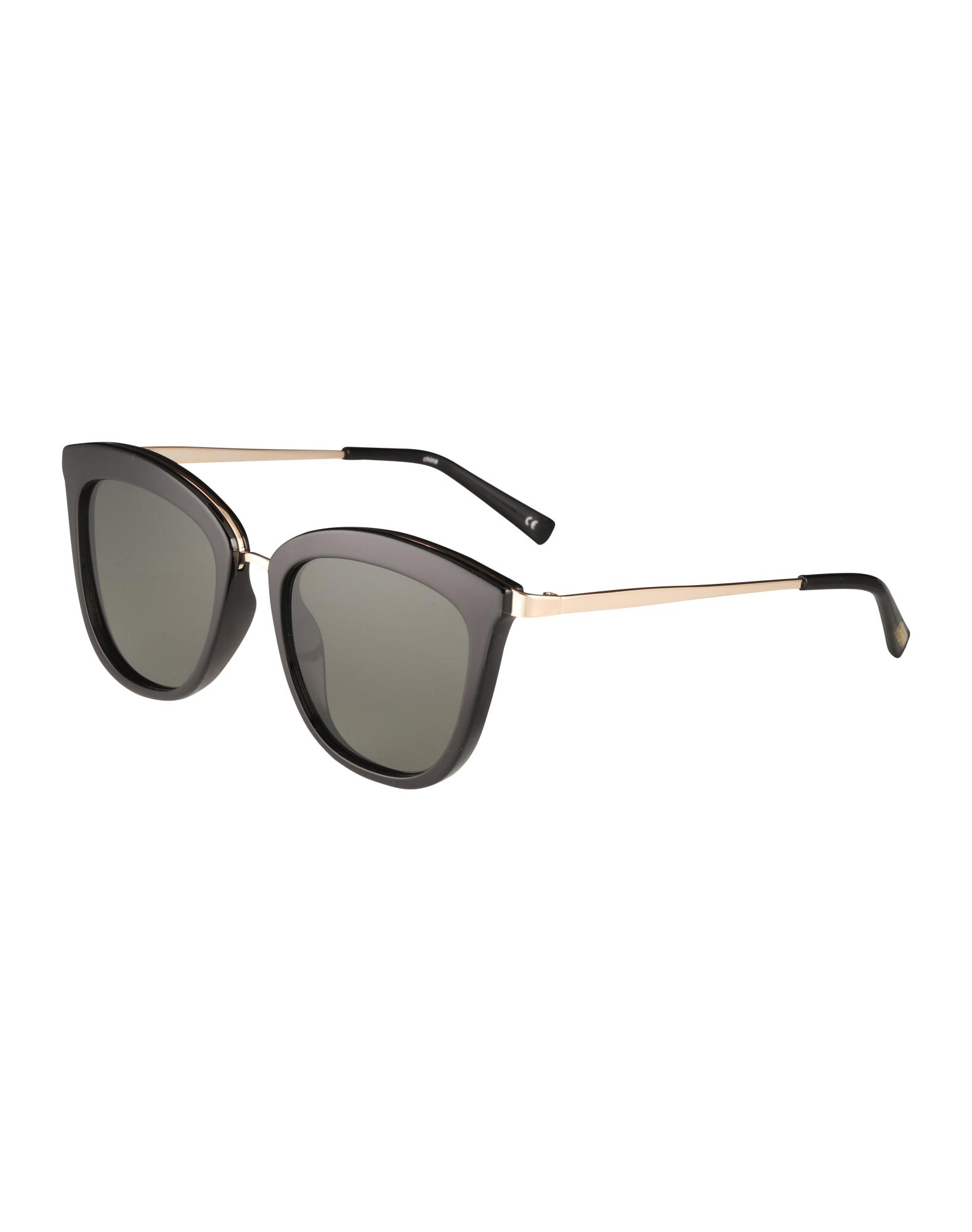 Sluneční brýle Caliente zlatá černá LE SPECS