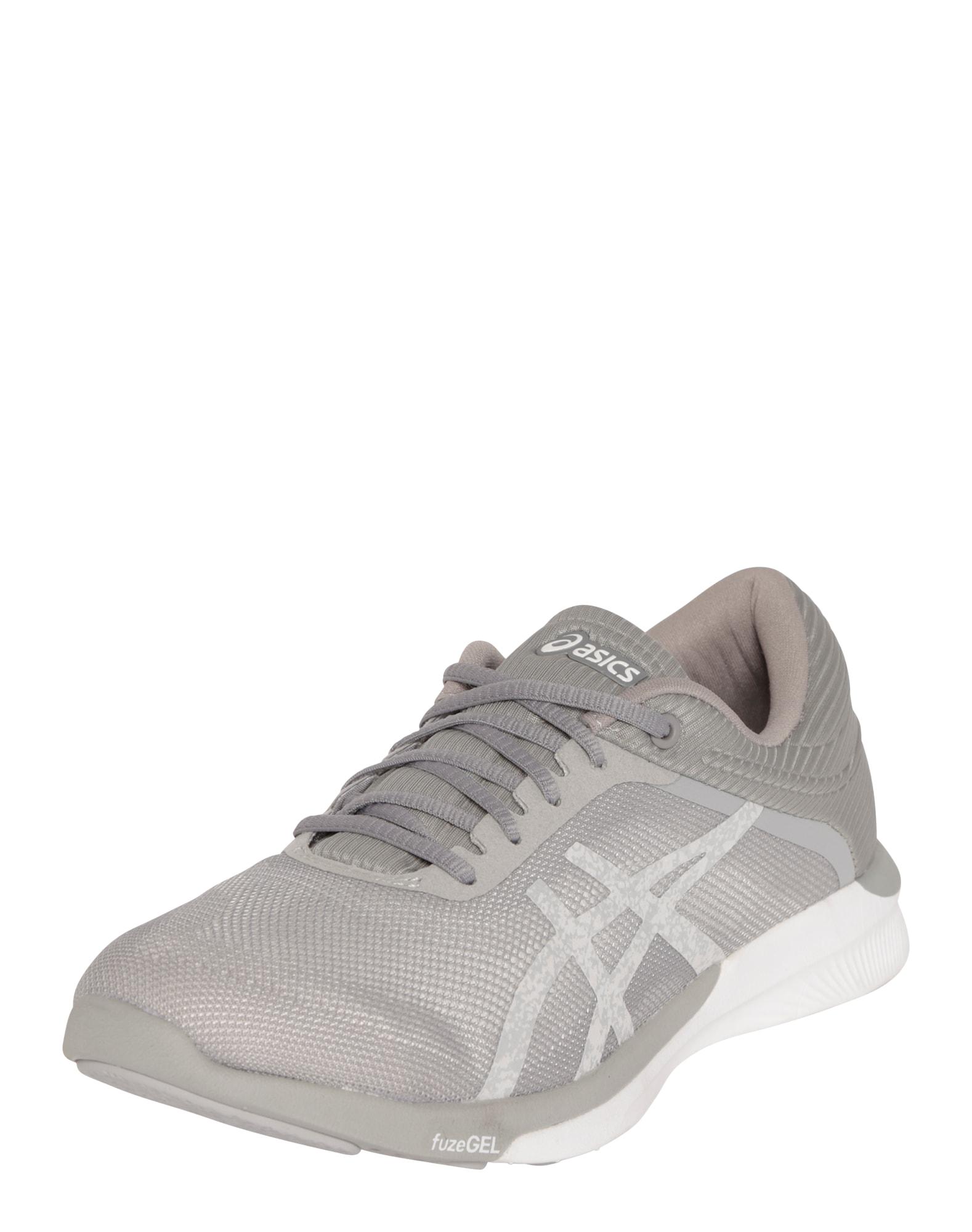 Běžecká obuv fuzeX Rush šedá stříbrně šedá ASICS