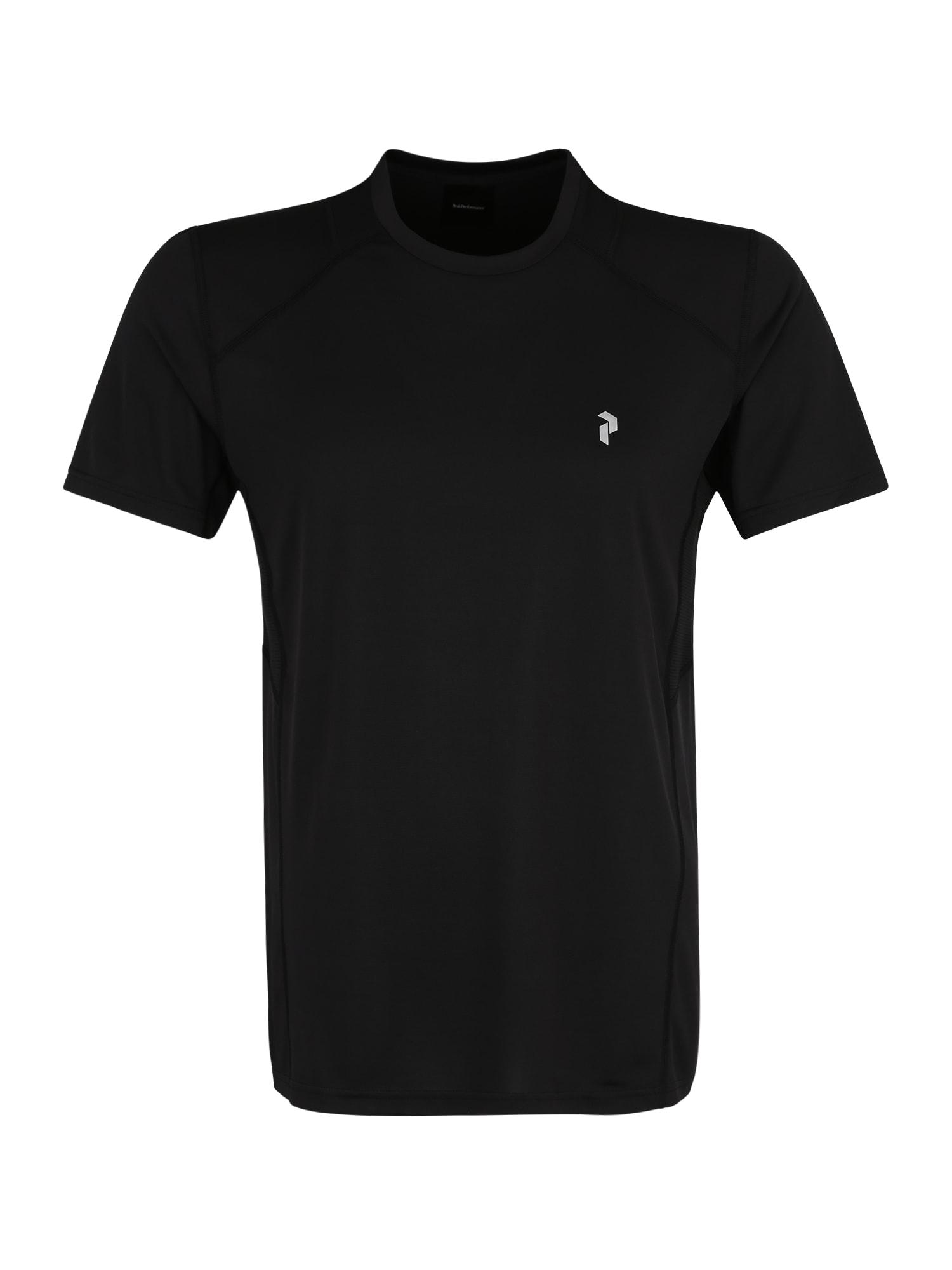 Funkční tričko REACT černá PEAK PERFORMANCE