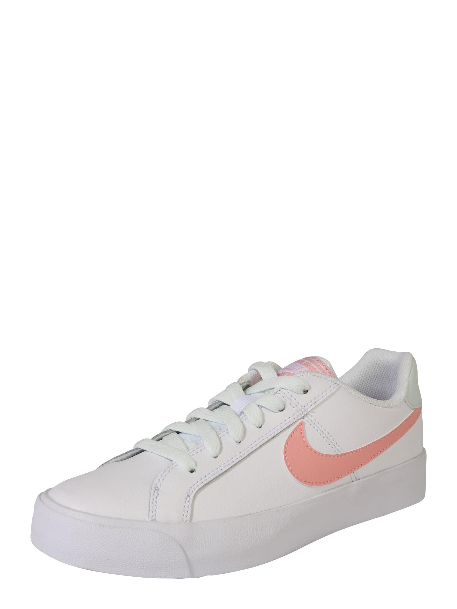 Tenisky Nike Court Royale AC korálová bílá Nike Sportswear