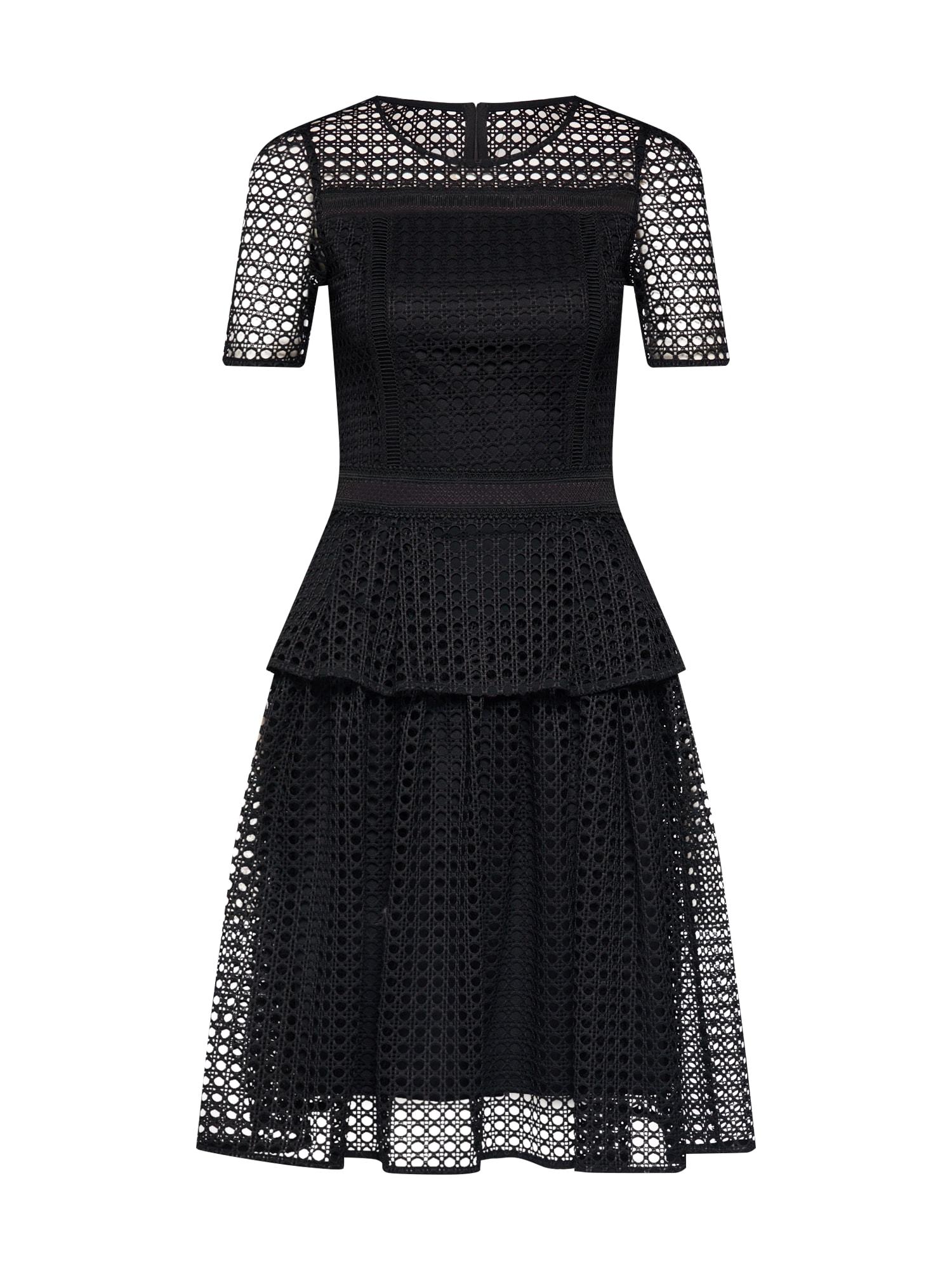 Pouzdrové šaty Carla černá MICHALSKY FOR ABOUT YOU