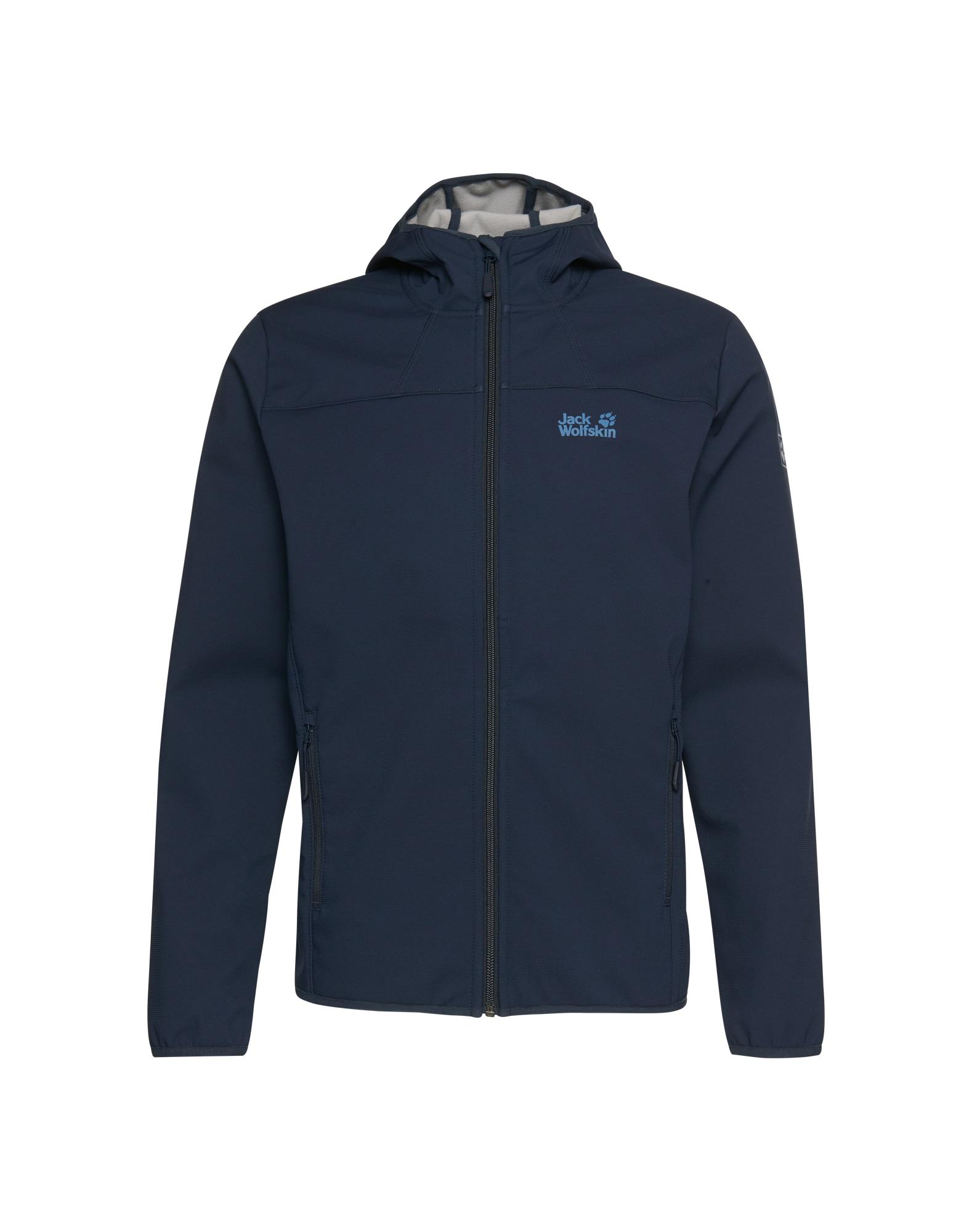 Outdoorová bunda NORTHERN POINT námořnická modř JACK WOLFSKIN