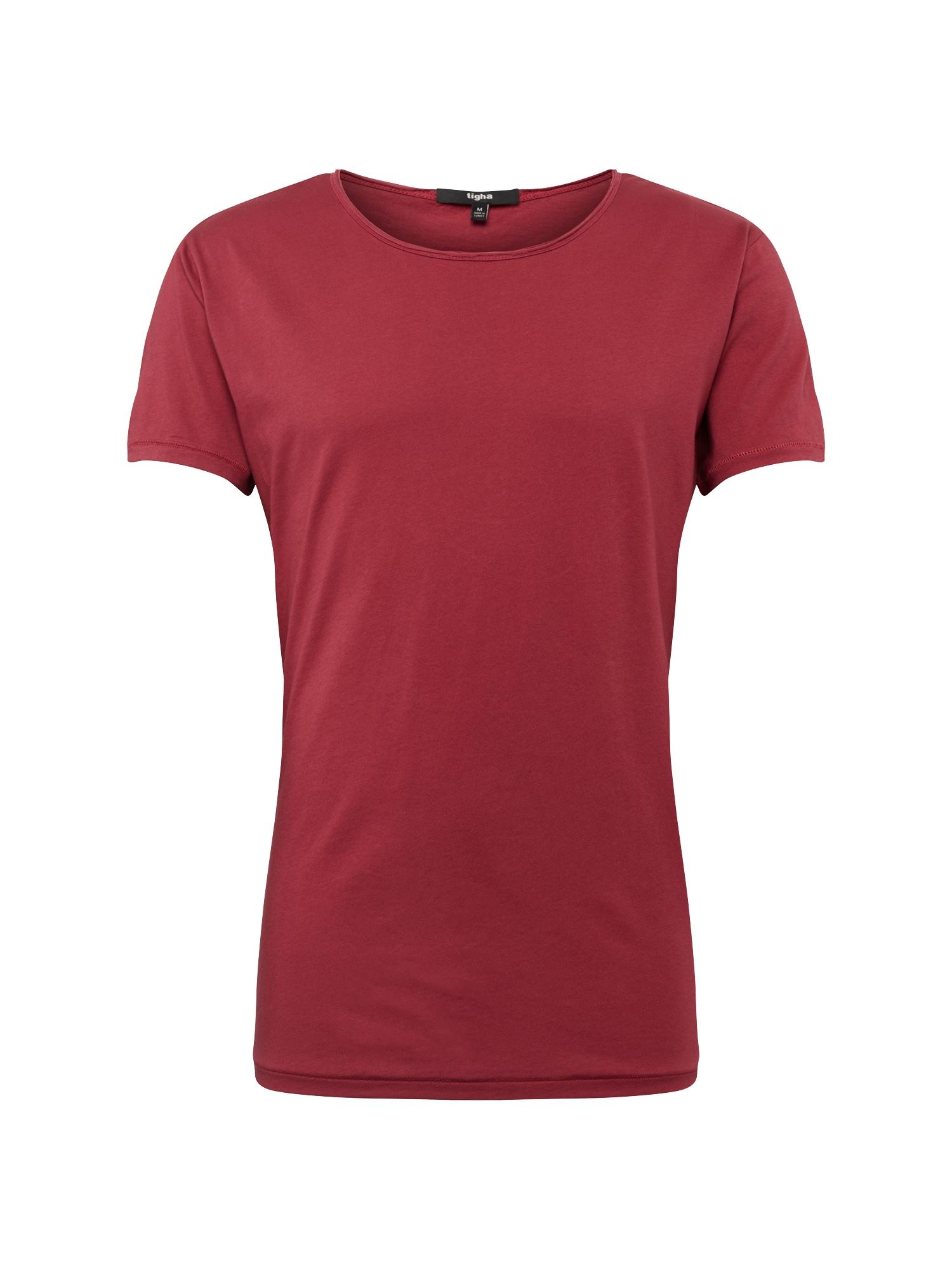 Tričko Wren červená Tigha