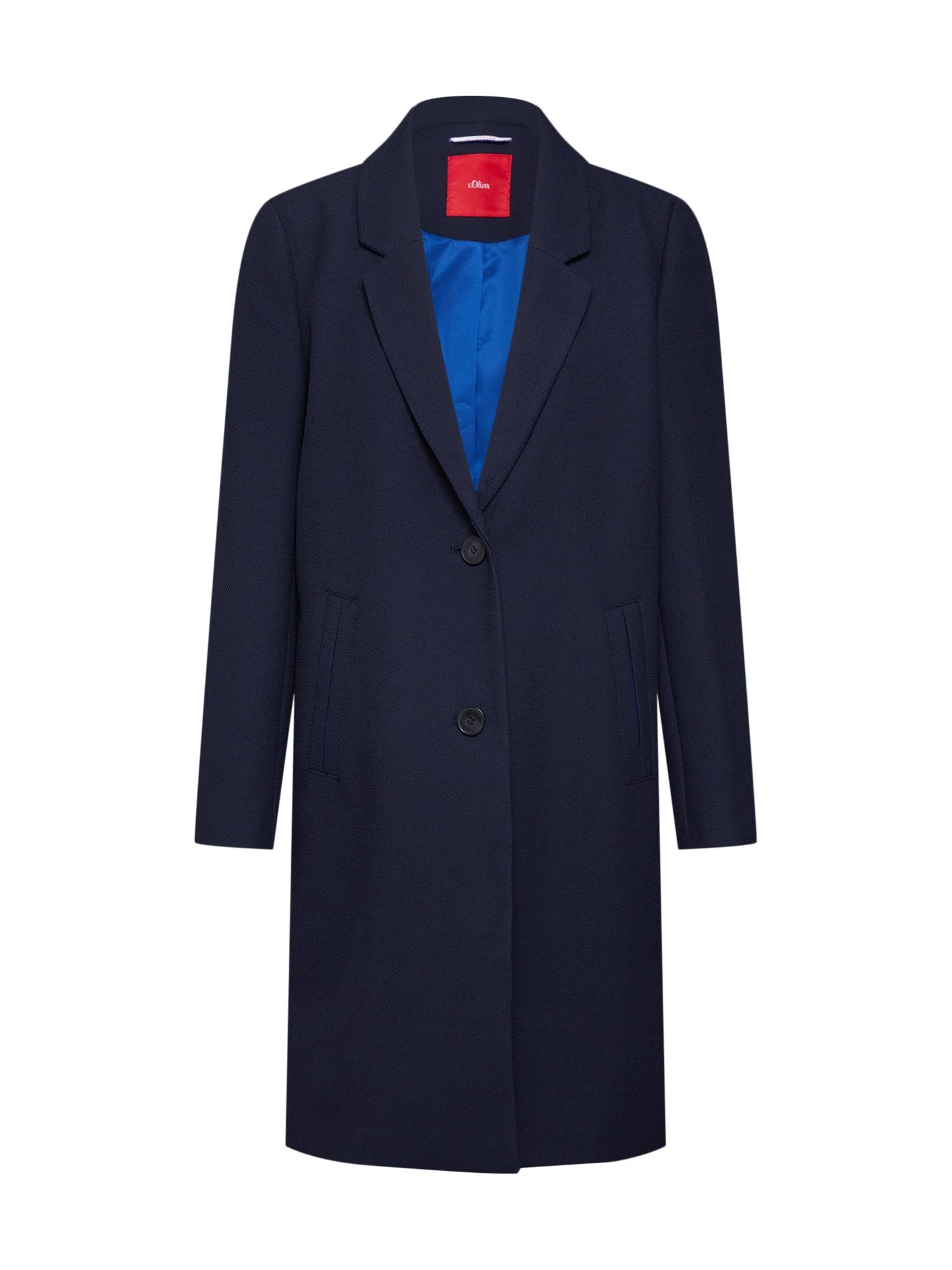 Přechodný kabát námořnická modř S.Oliver RED LABEL
