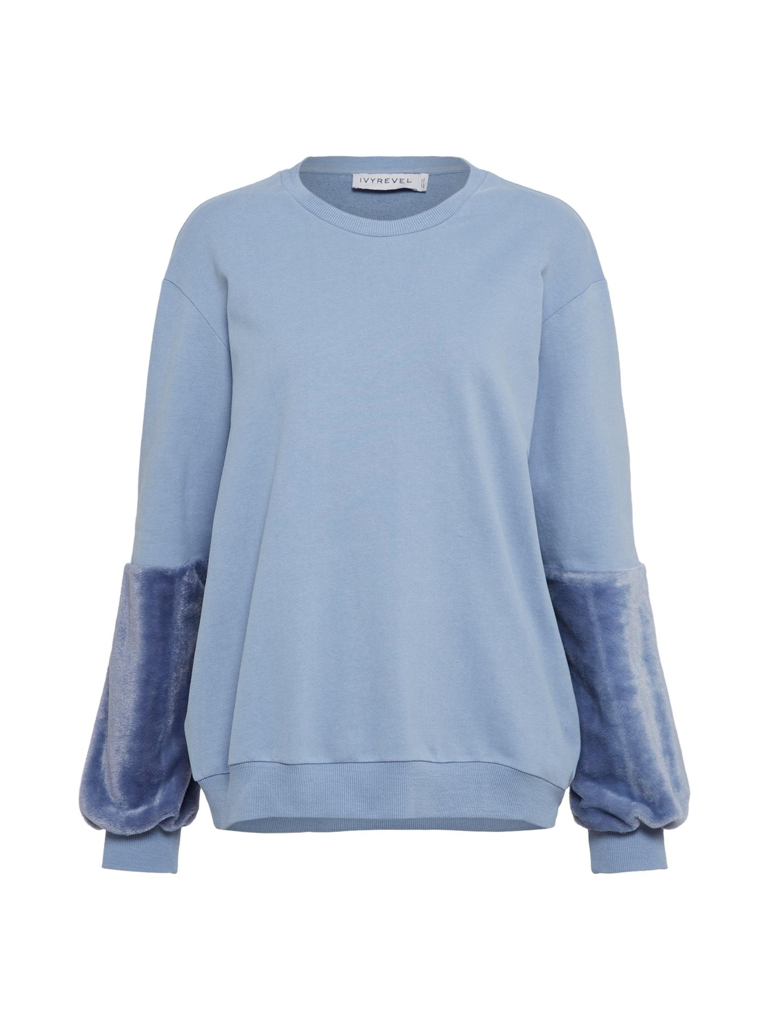 IVYREVEL, Dames Sweatshirt 'DANTINE ', smoky blue