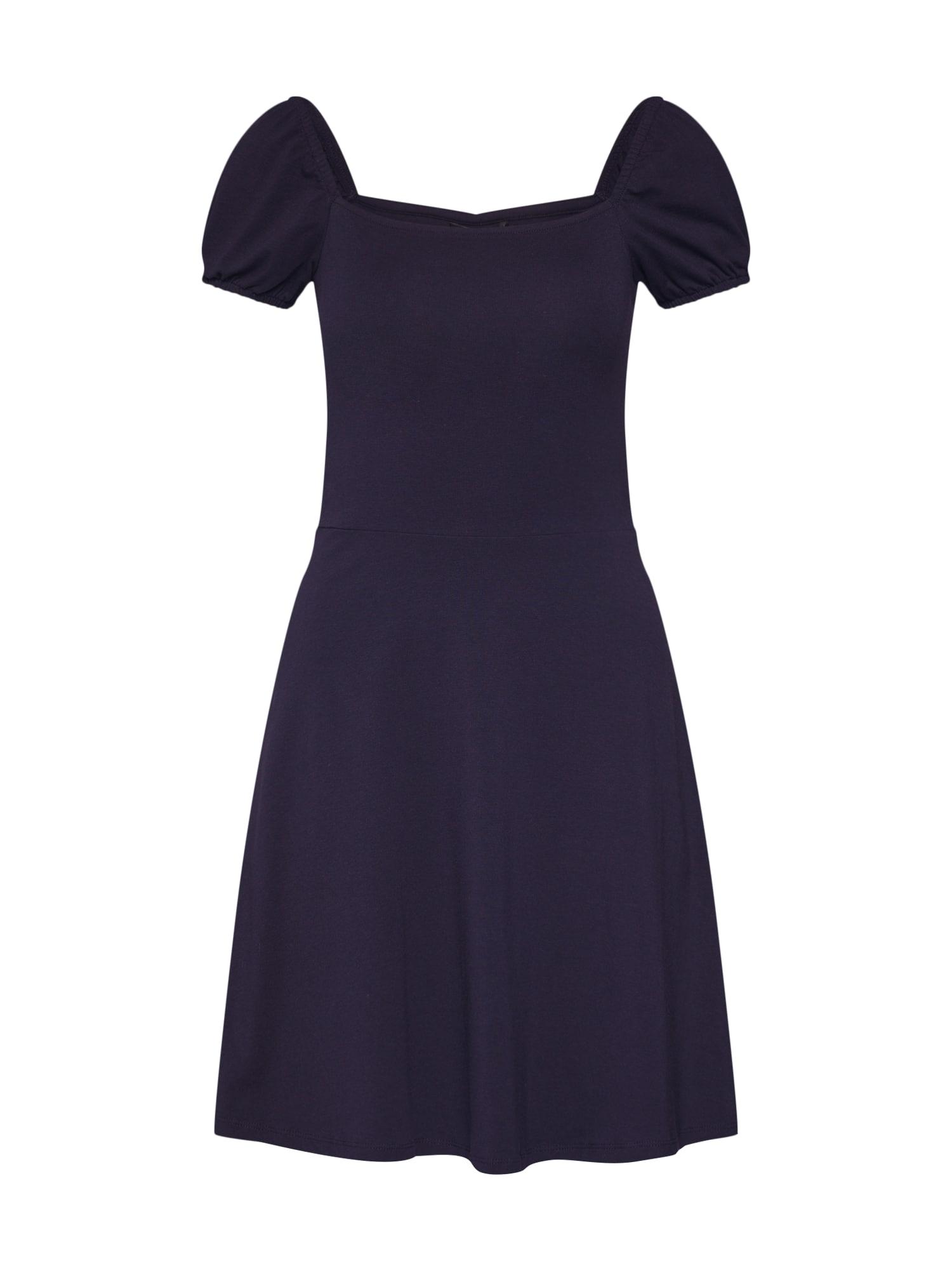 Letní šaty NIELLA noční modrá ONLY