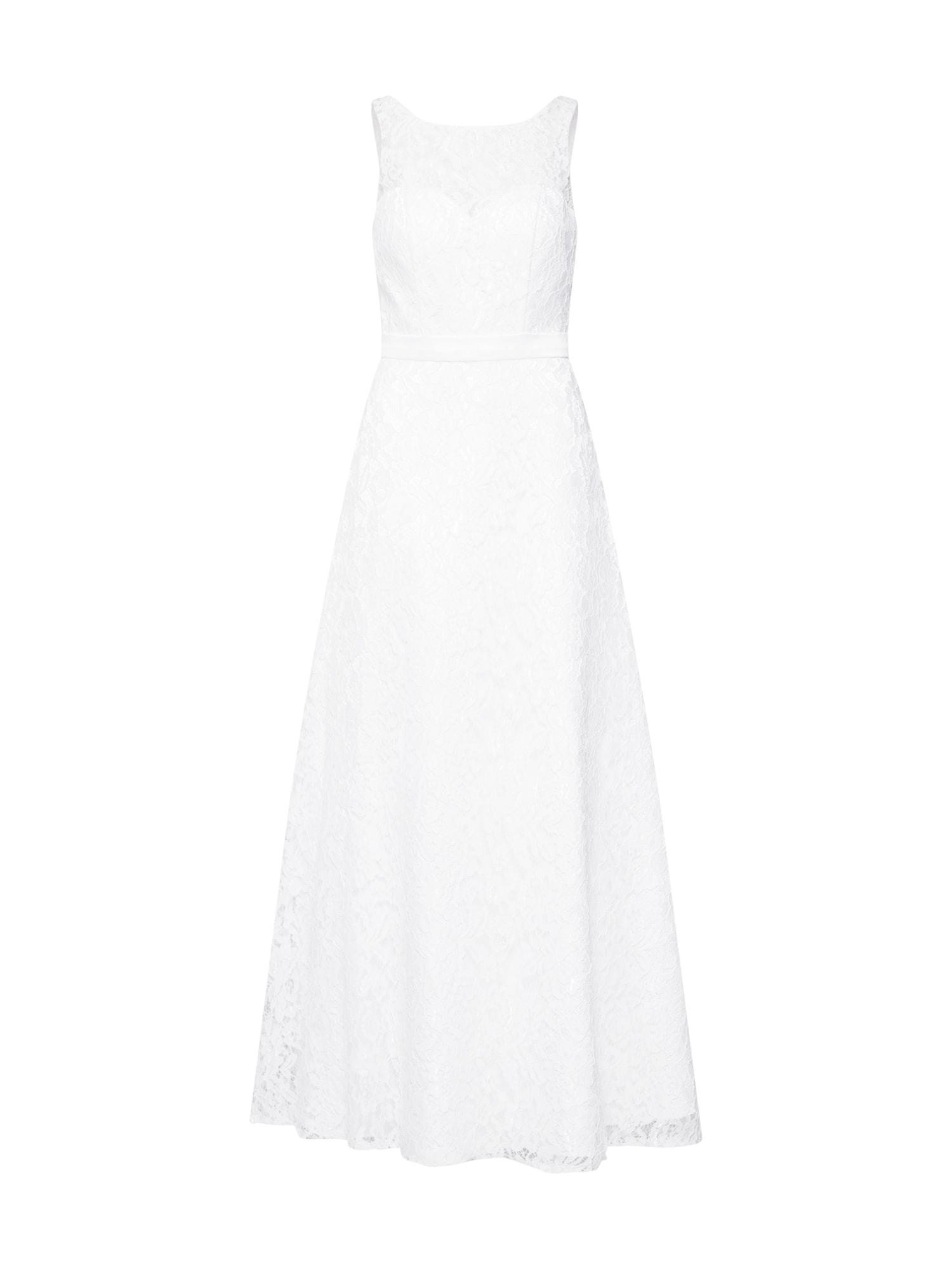 Společenské šaty bílá MAGIC BRIDE