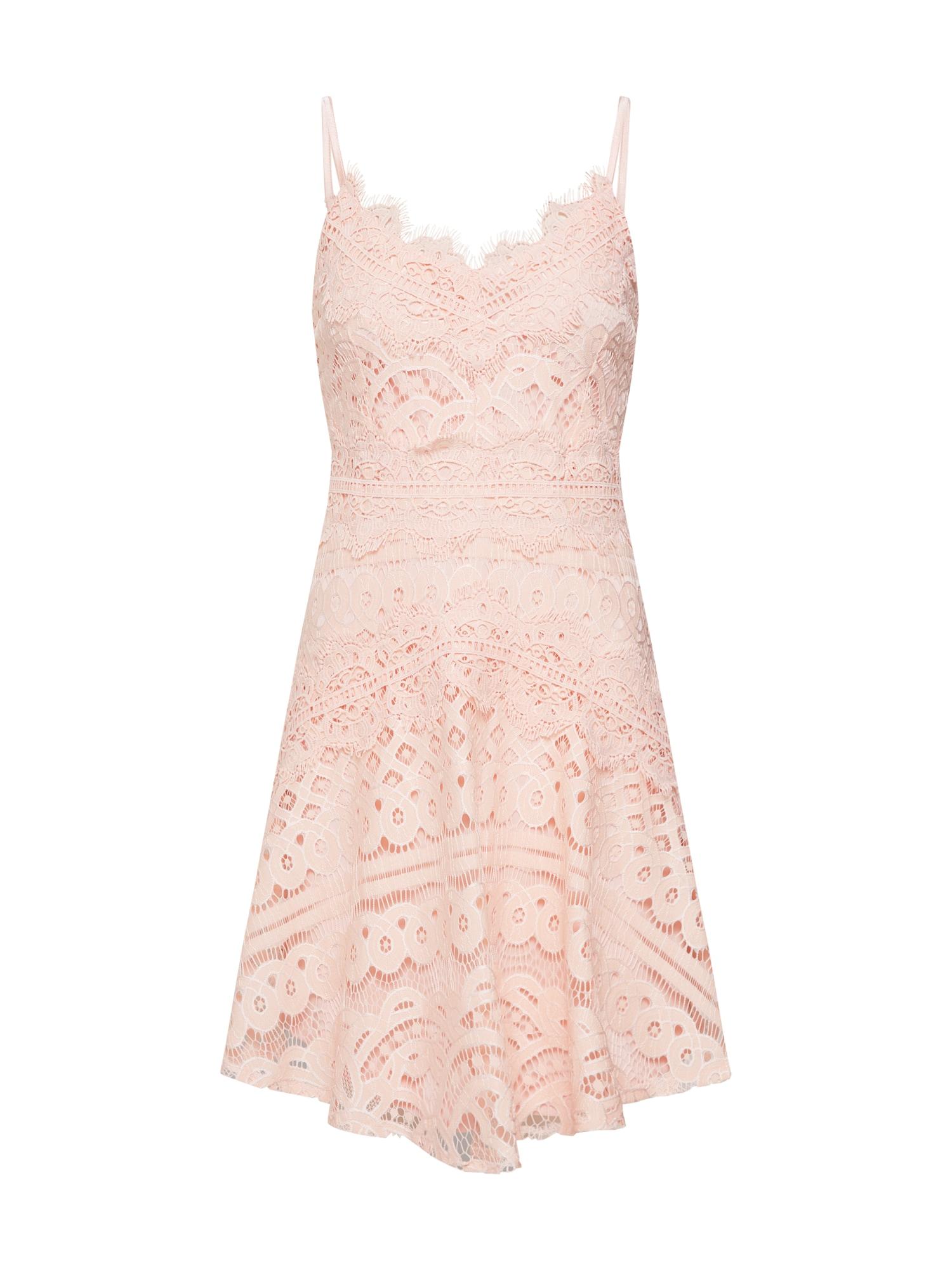 Šaty WD-34 růžová SISTERS POINT
