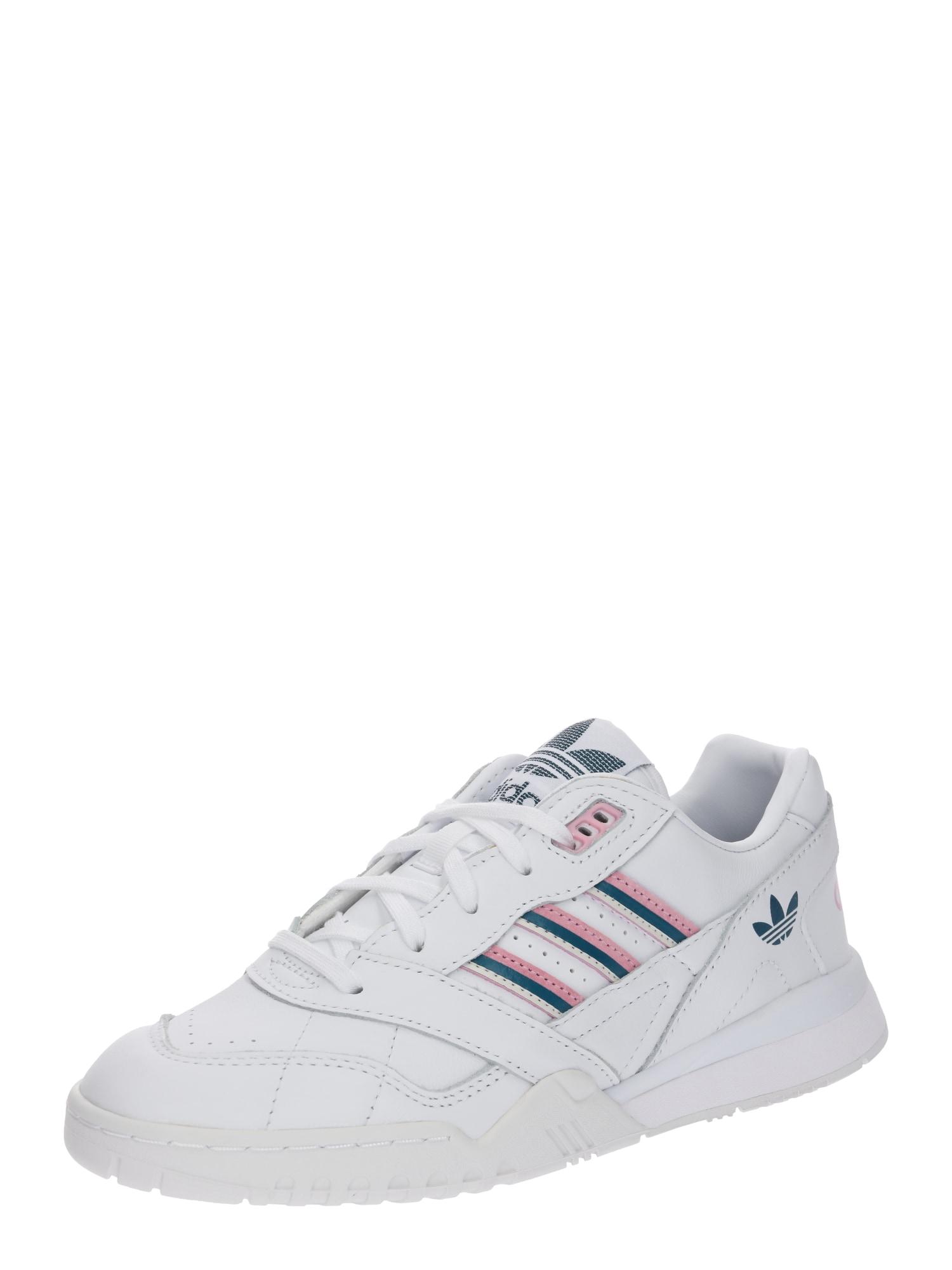 Tenisky A.R. Trainer růžová bílá ADIDAS ORIGINALS