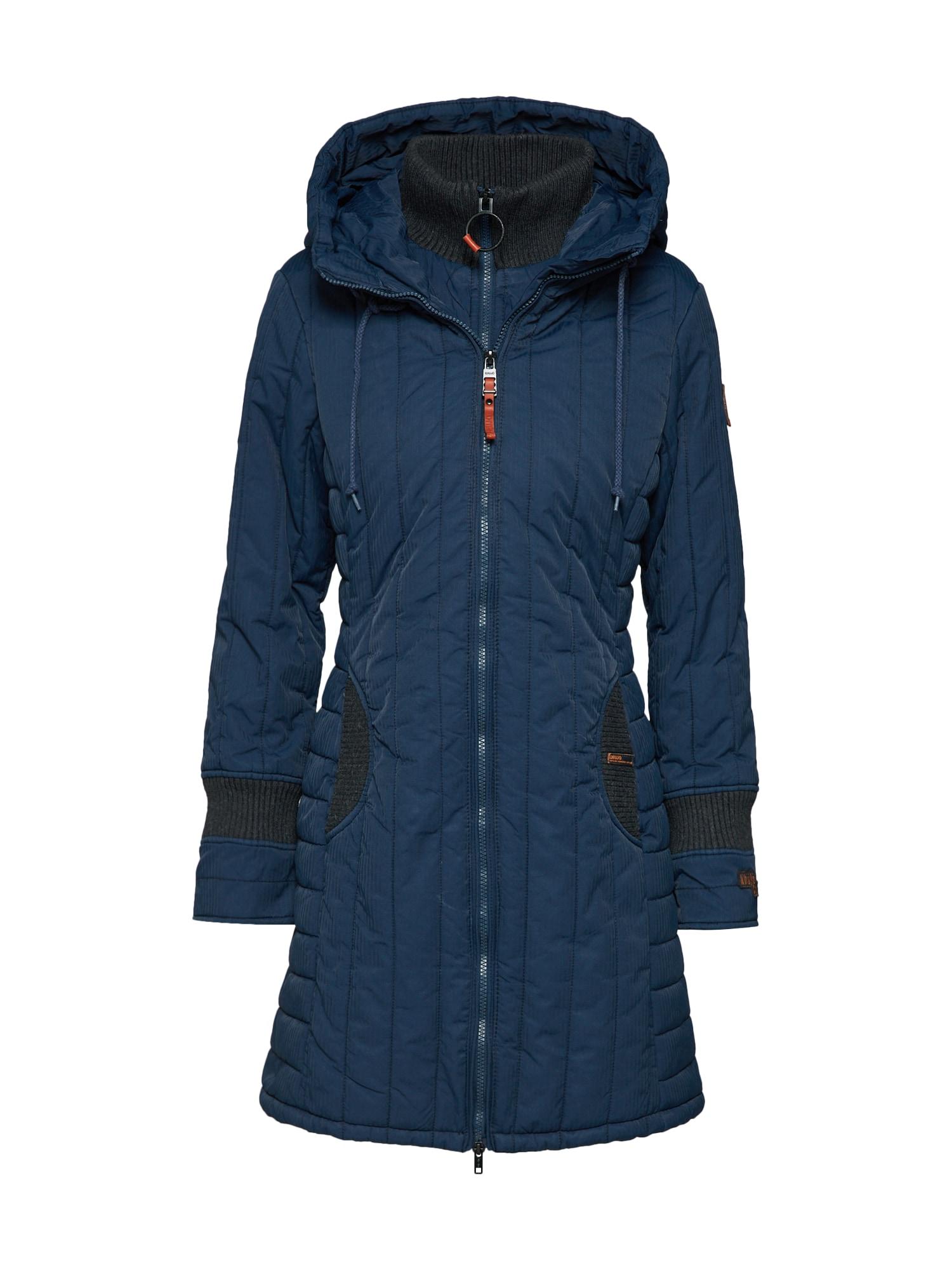 Zimní kabát JERRY PRIME2 modrá Khujo