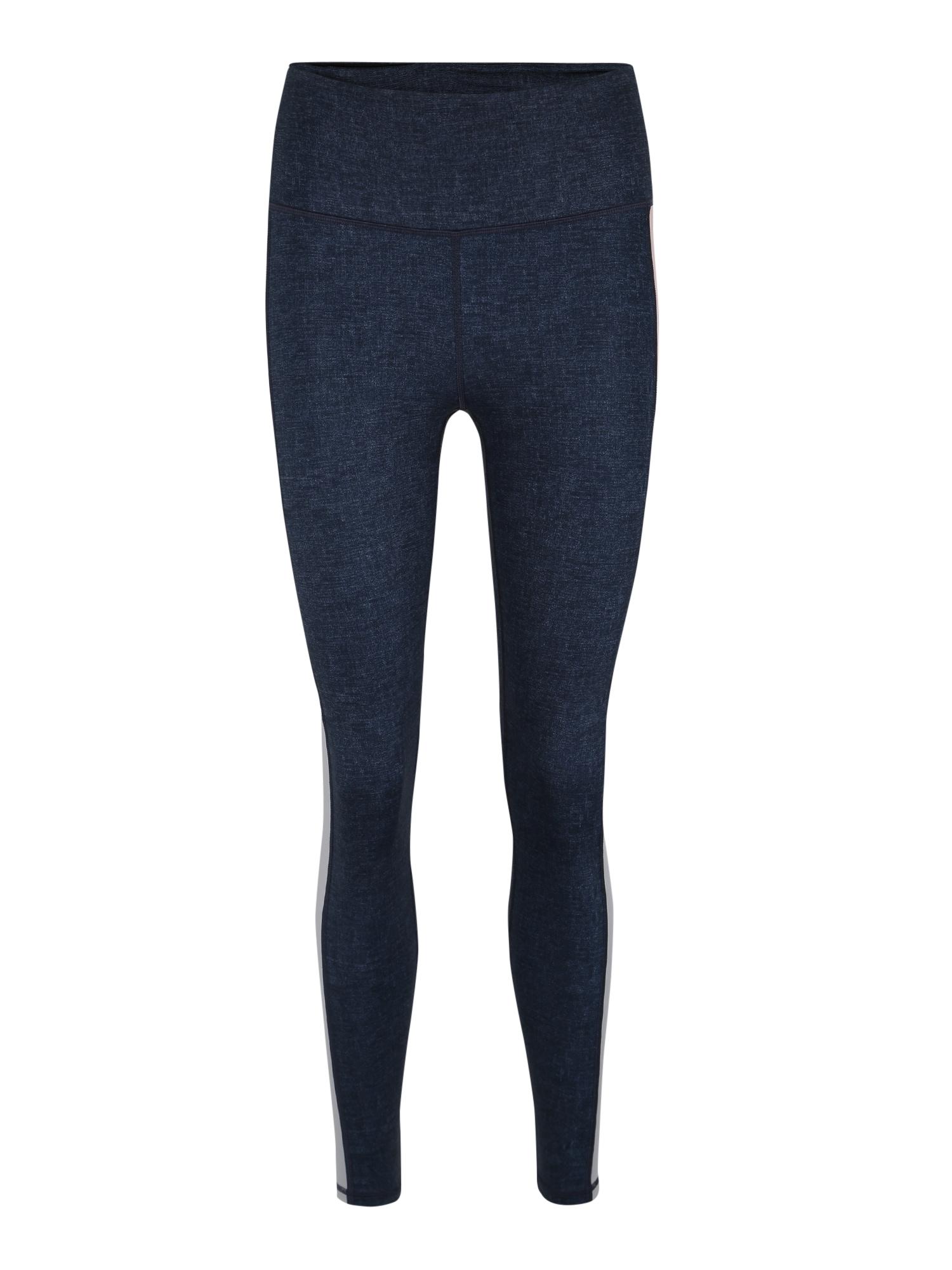 Sportovní kalhoty námořnická modř GAP